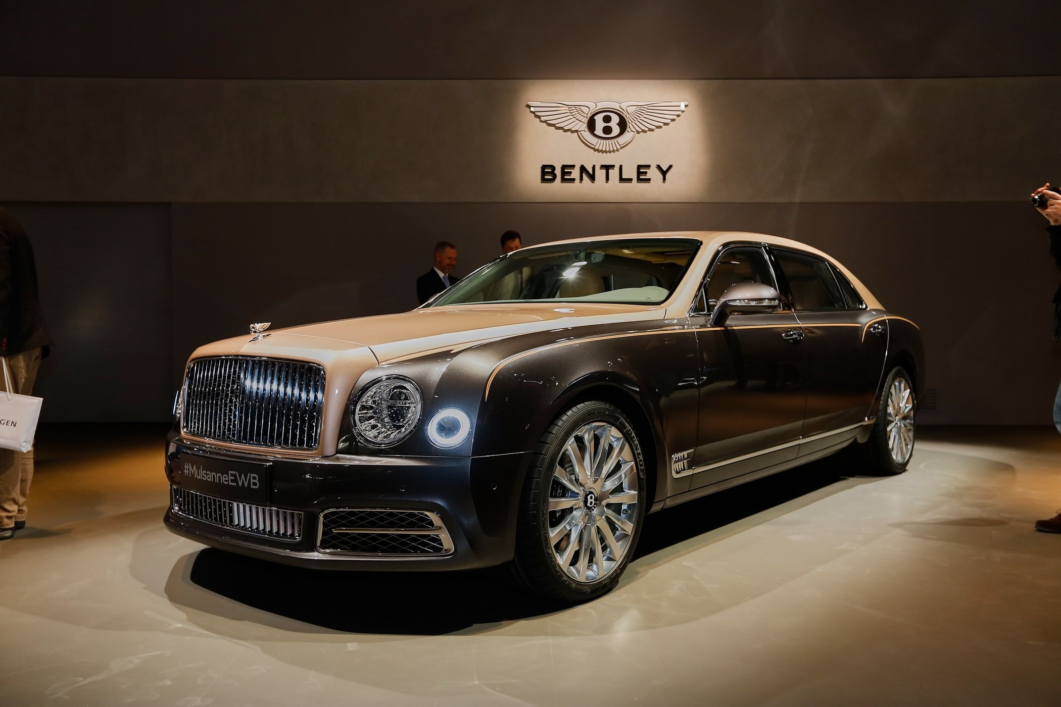 Latest 2017 Bentley Mulsanne Preview Live Photos And Video Page 2 Free Download