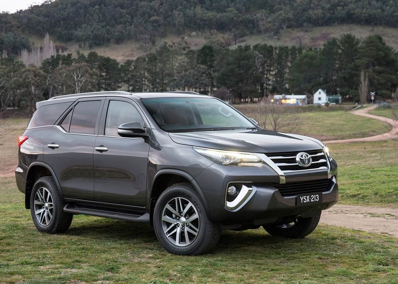 Latest Toyota Fortuner Car Wallpapers 2016 Xcitefun Net Free Download
