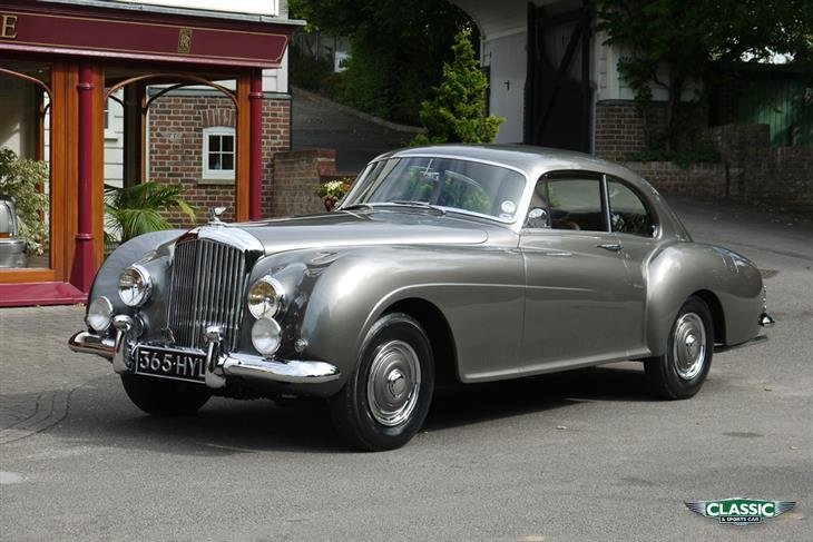 Latest Classic Bentley R Type Continental 1953 H J Mulliner Fa Free Download