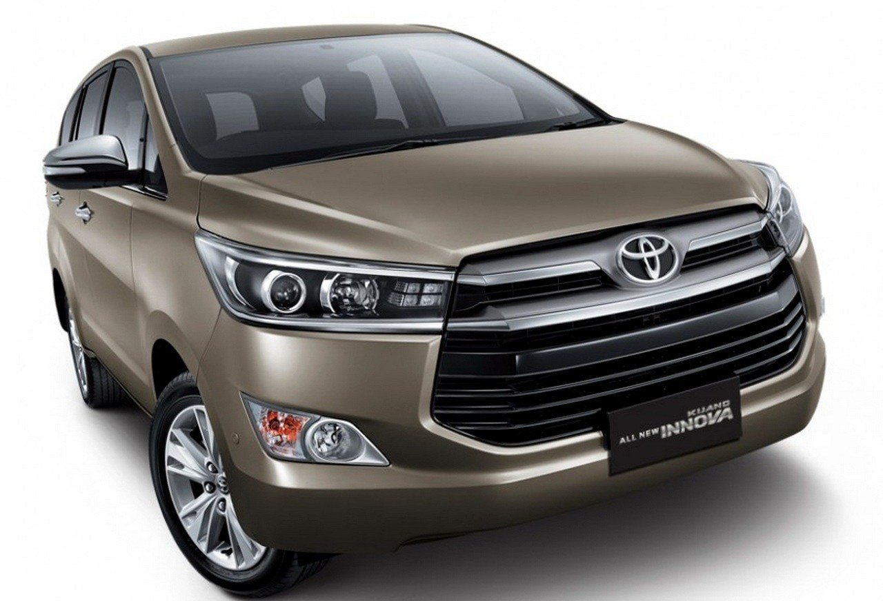 Latest All New Toyota Innova 2016 Official Pictures And Specs Free Download