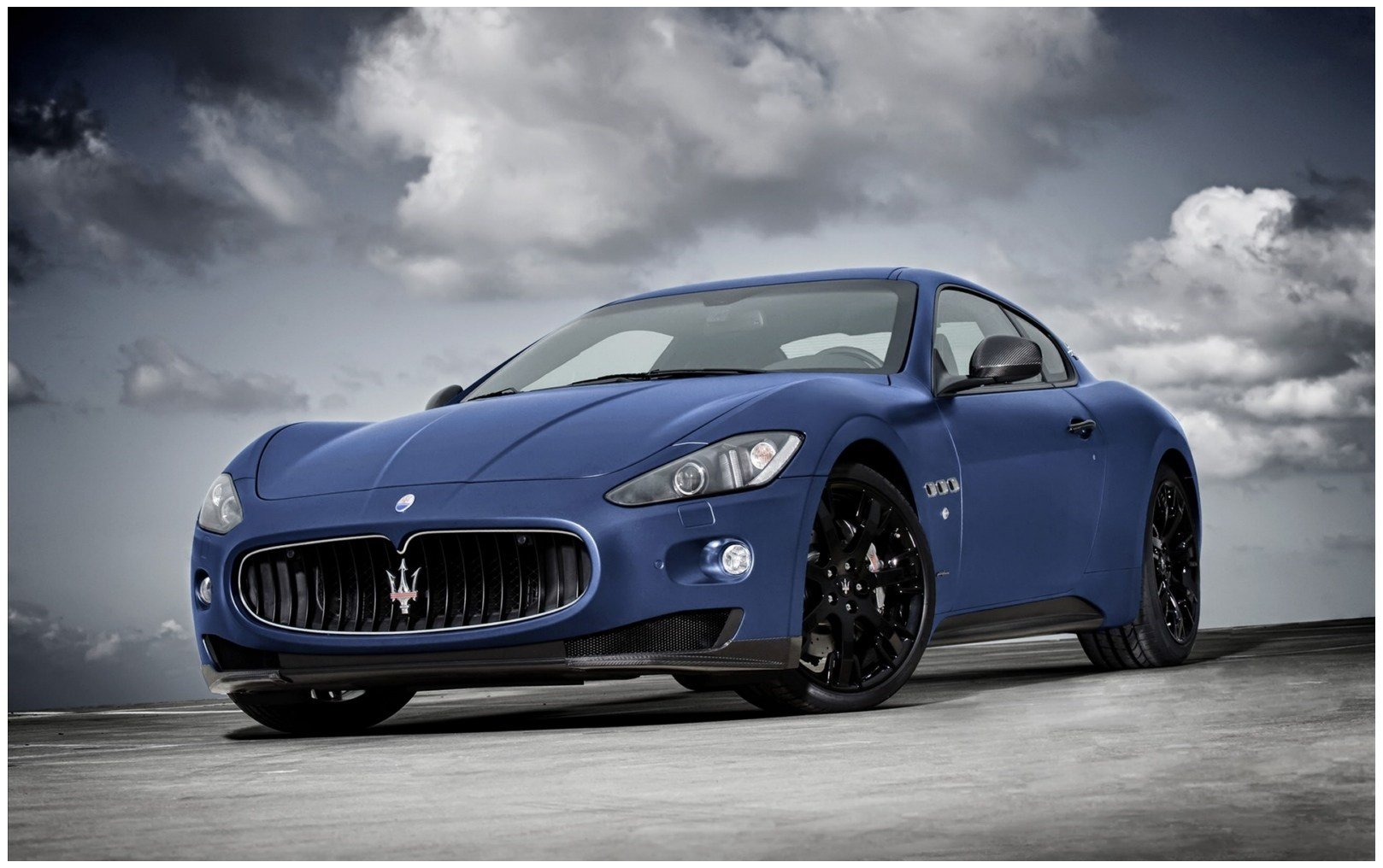 Latest Maserati Granturismo Car Hd Wallpapers View Wallpapers Free Download
