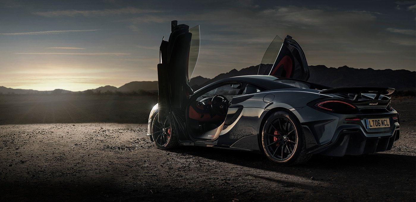 Latest The New Mclaren 600Lt The Edge Is Calling Free Download