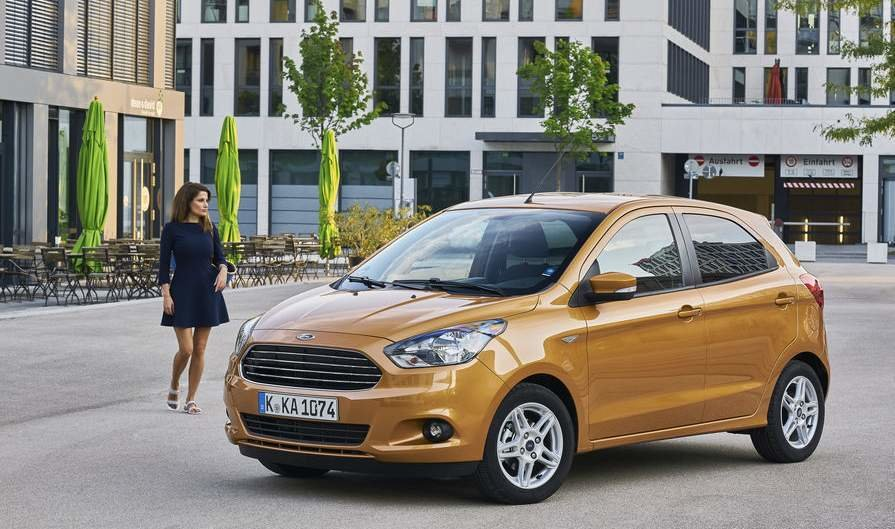Latest Nuova Ford Ka Foto Video Newsauto It Foto Video Free Download