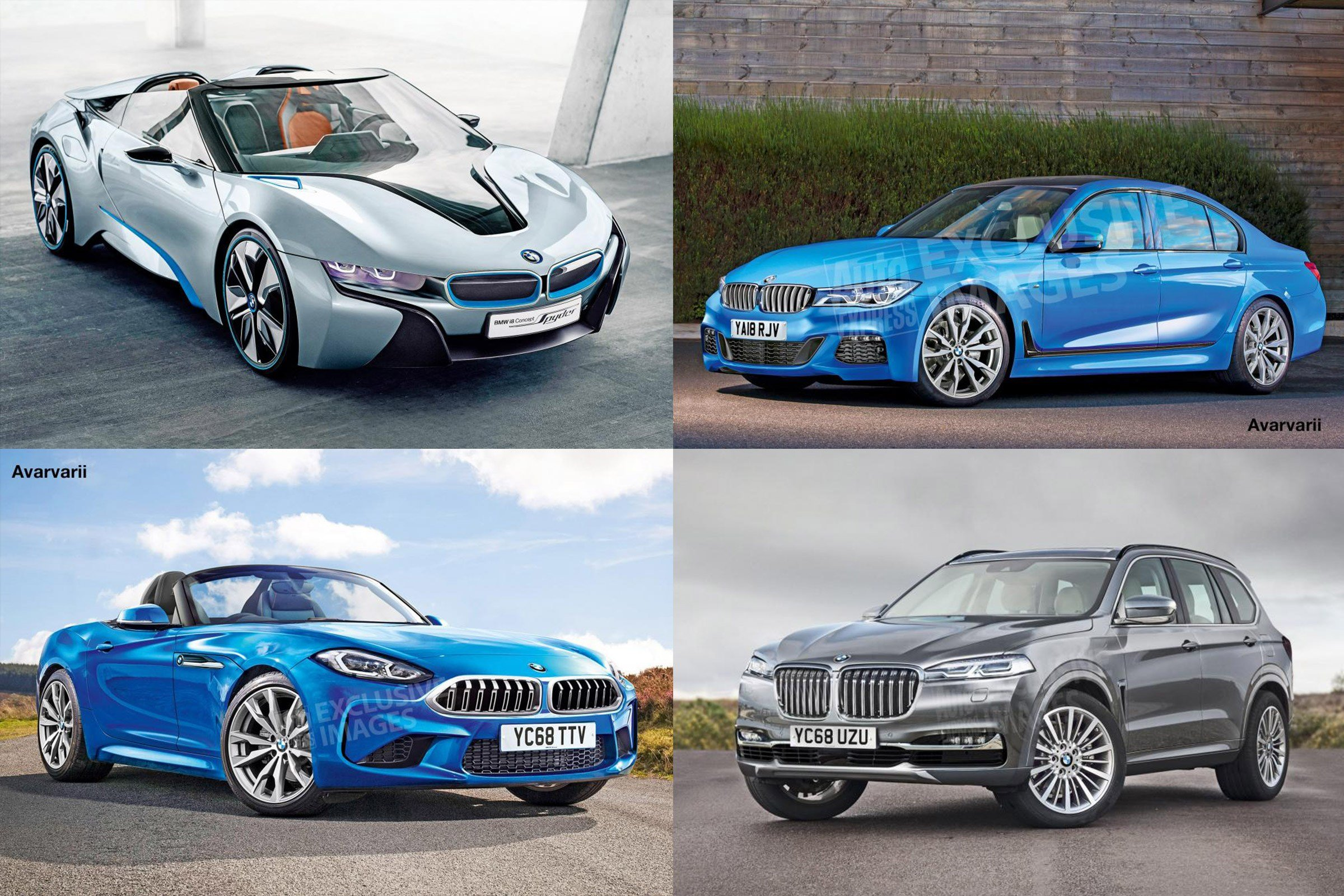 Latest The 10 Core Bmw Models Coming Before The End Of 2018 Free Download
