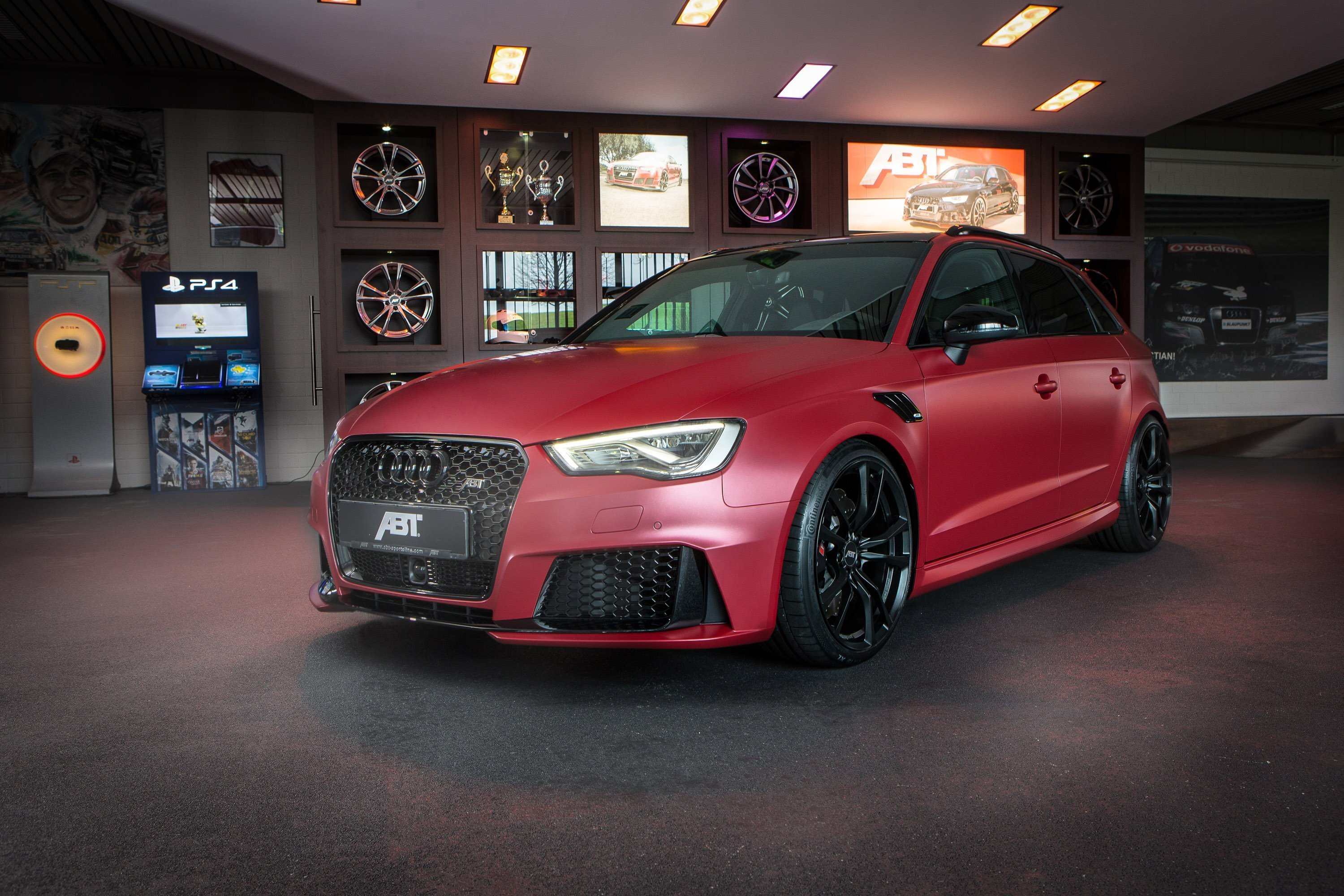 Latest Abt Sportback Cars Audi Rs3 Tuning Wallpaper 3000X2000 Free Download
