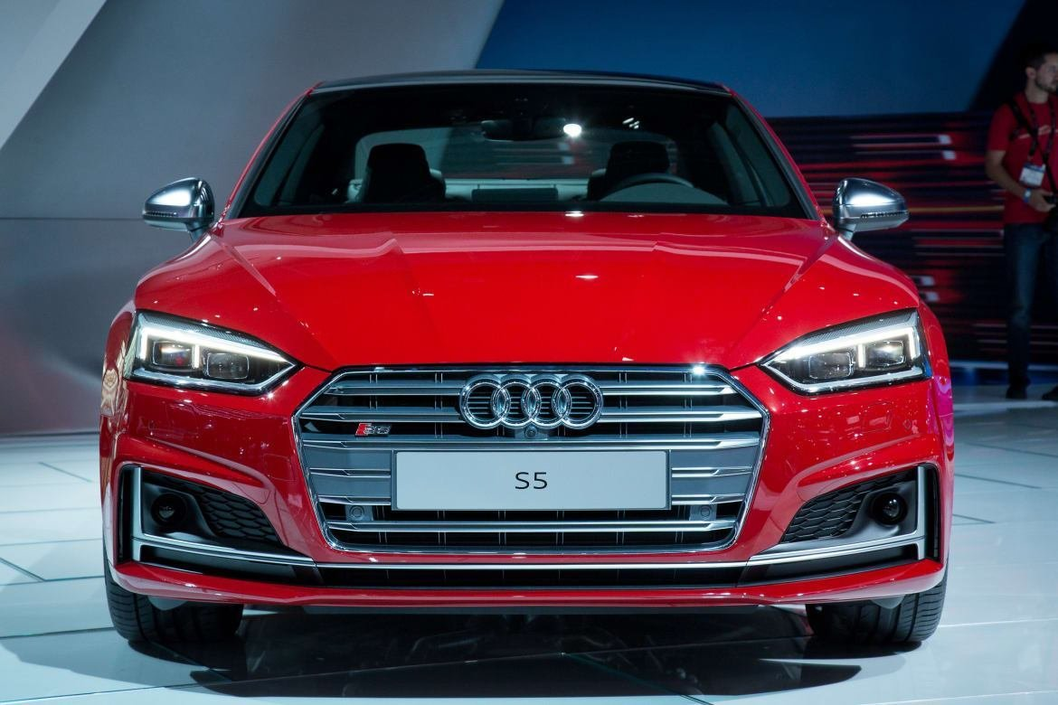 Latest Tag For Audi S5 2018 2018 Audi A5 Front Three Quarter In Free Download