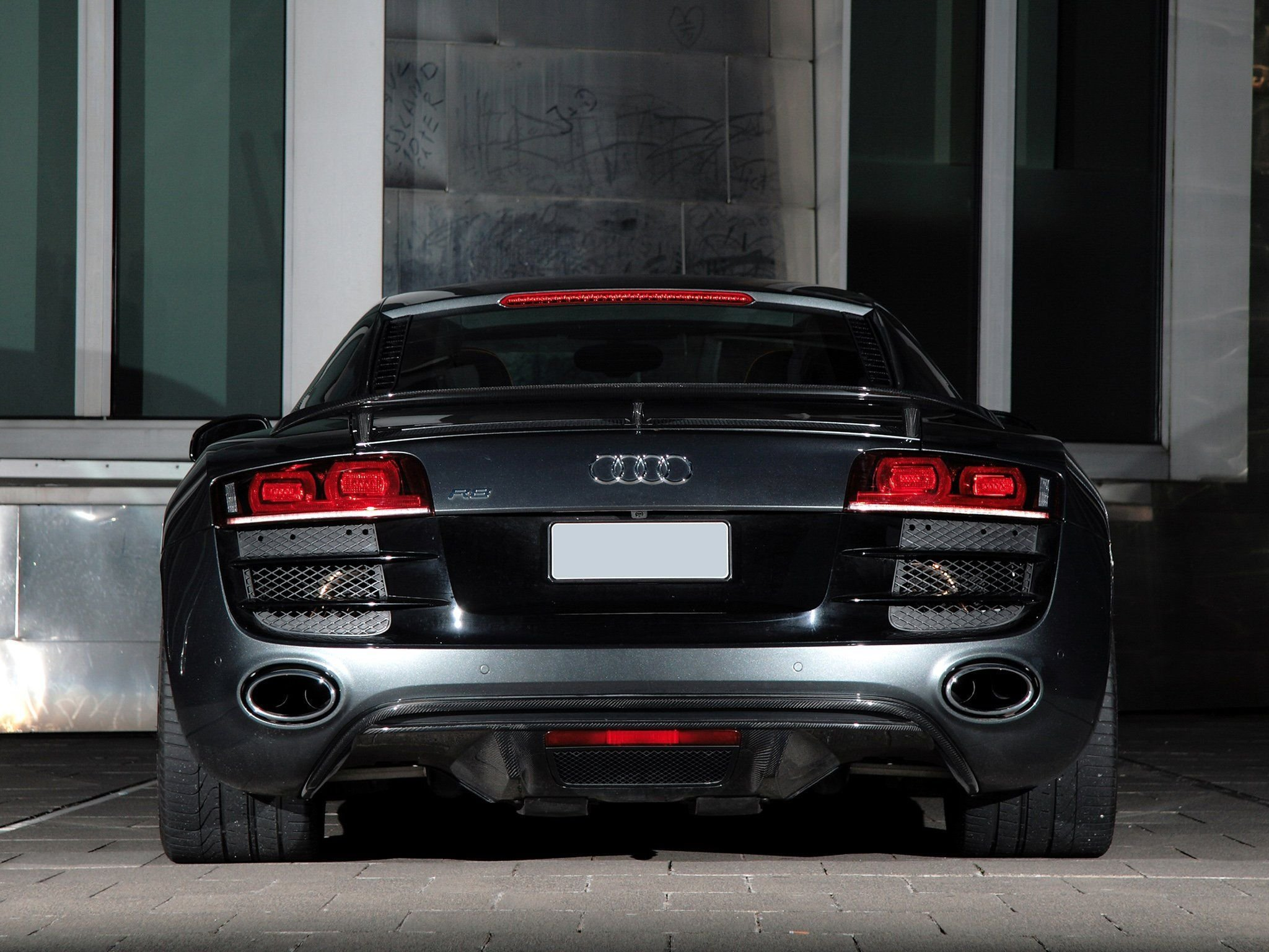 Latest Nderson Germany Audi R8 V10 Race Edition Cars Modified Free Download