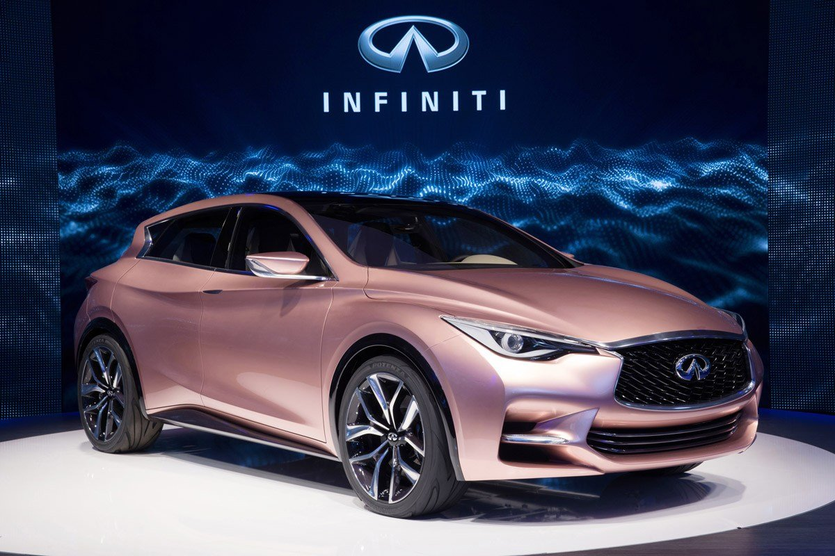 Latest Infiniti To Launch Five New Models By 2018 Auto Express Free Download