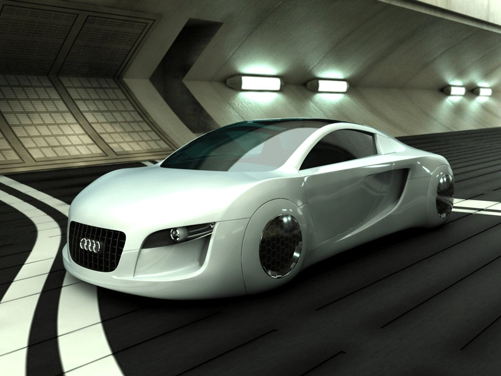 Latest Audi Designs Car For The Film 'Ender's Game' C È Un Free Download