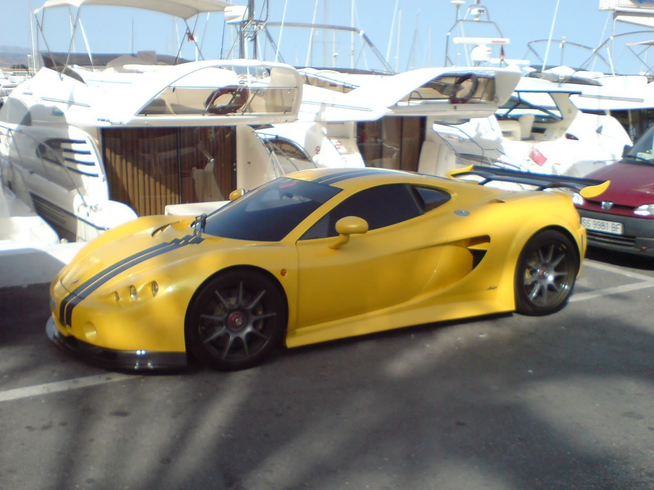 Latest Top Ascari A10 Cars New Fastest Cars Free Download