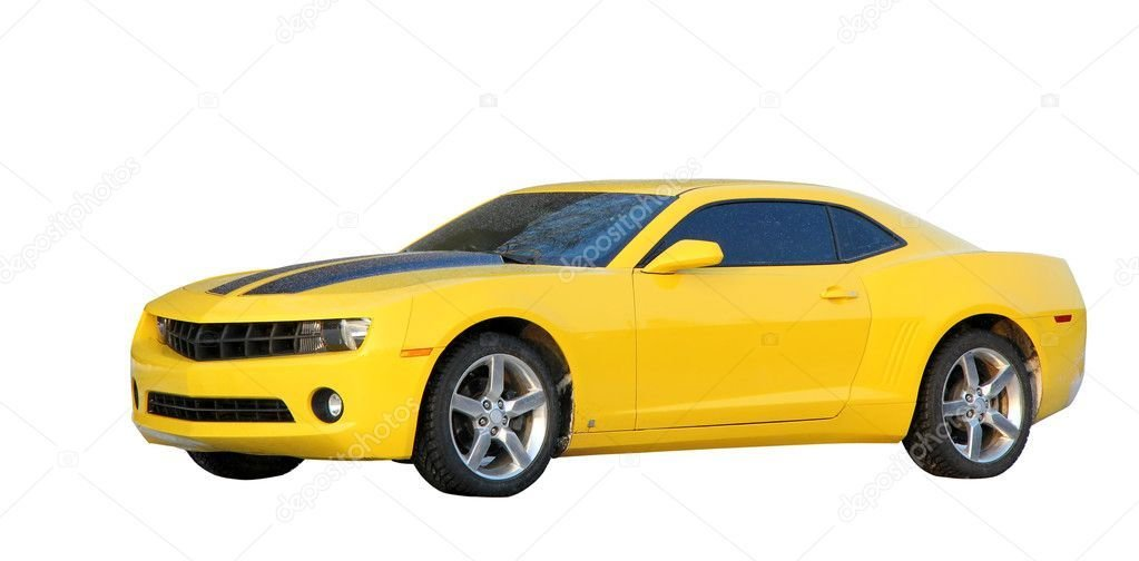 Latest Yellow Muscle Car – Stock Editorial Photo © Artzzz 8823289 Free Download