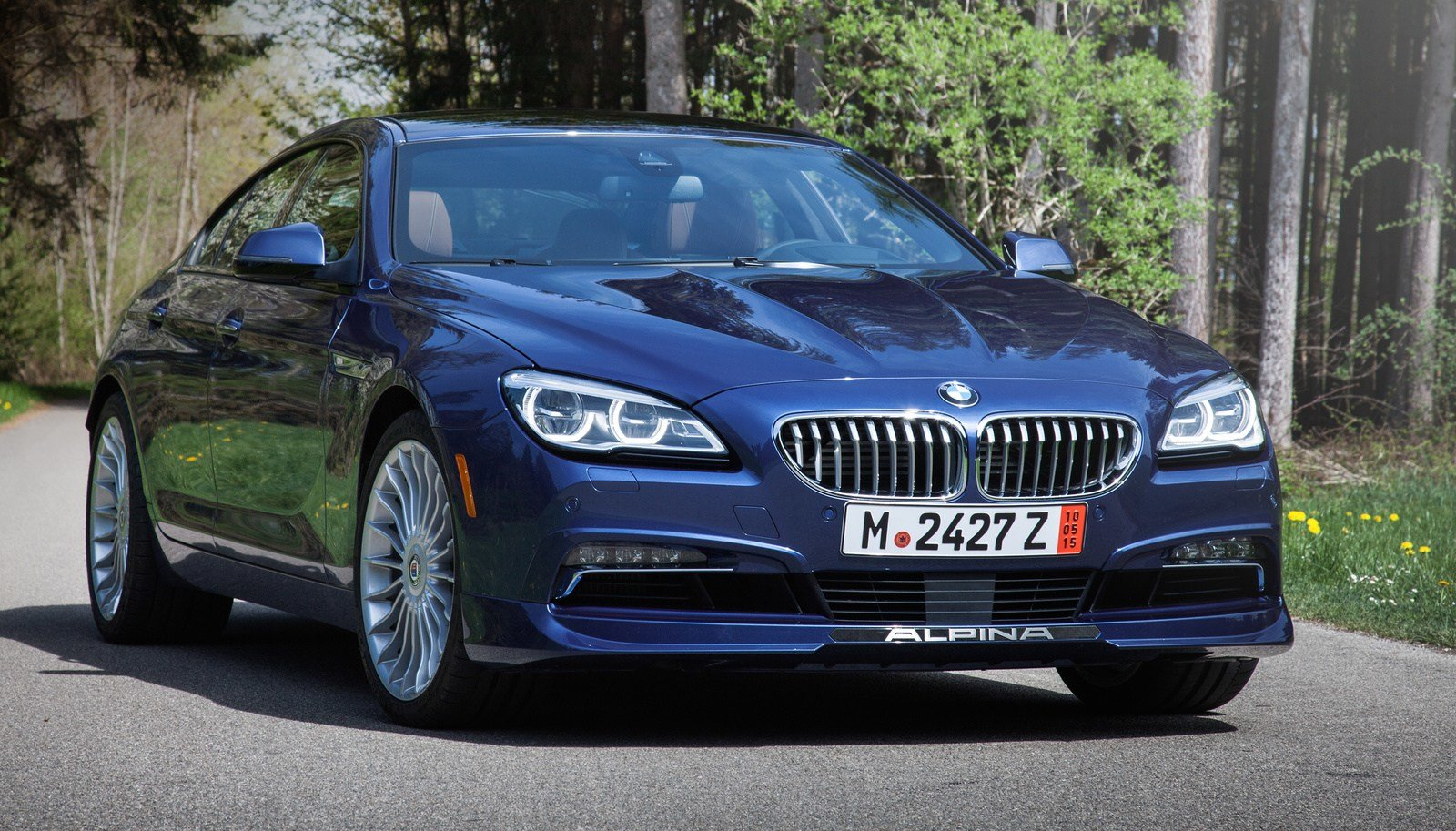 Latest 2016 Bmw Alpina B6 Review Cargurus Free Download