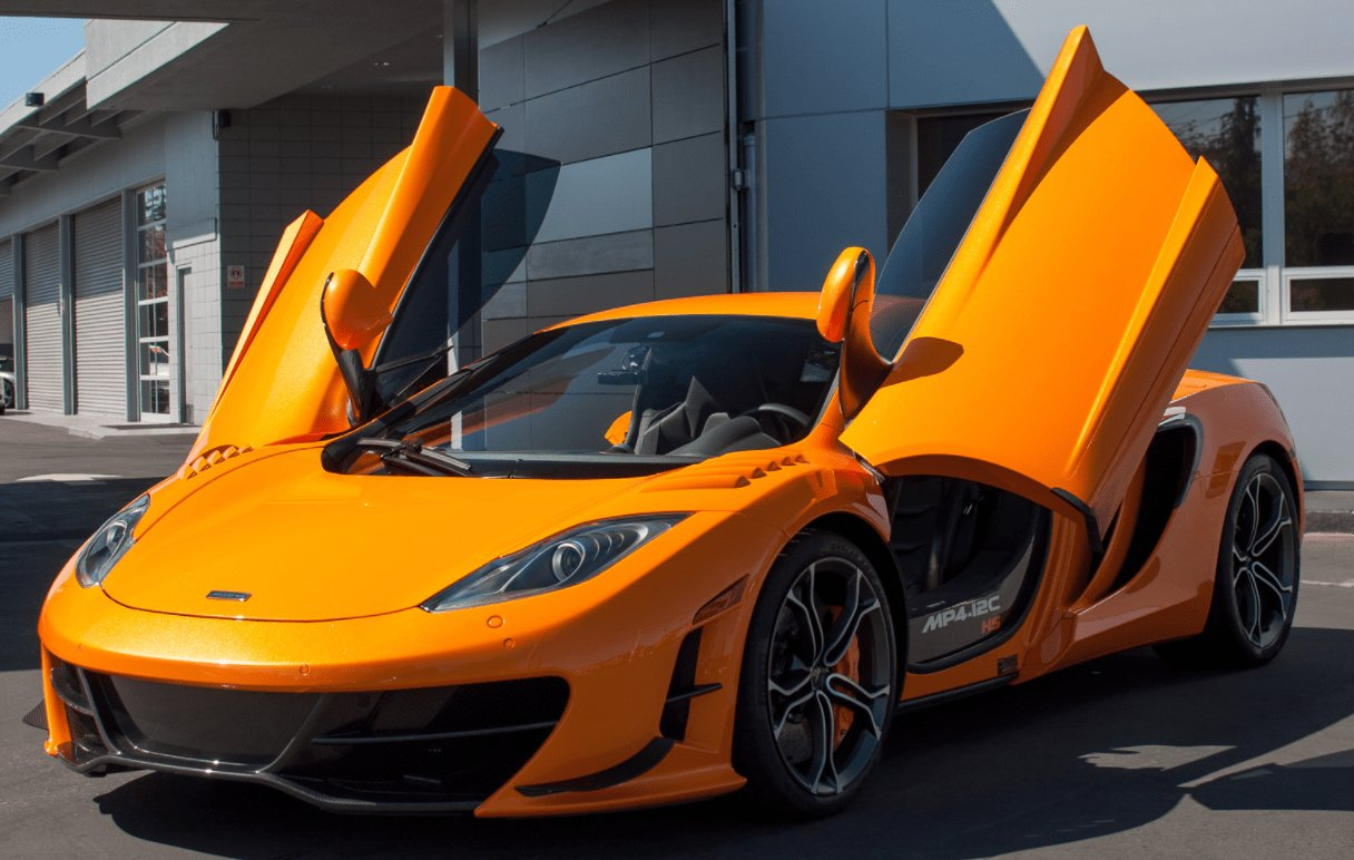 Latest Mclaren Mp4 12C Hs For Sale Production 10 Coches Coches Free Download