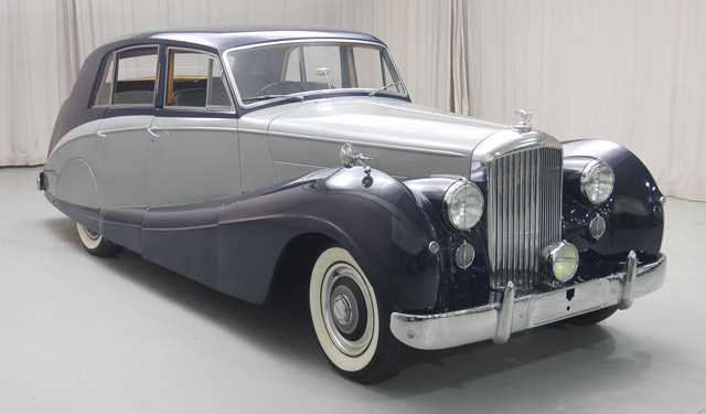 Latest 1953 Bentley R Type Free Download