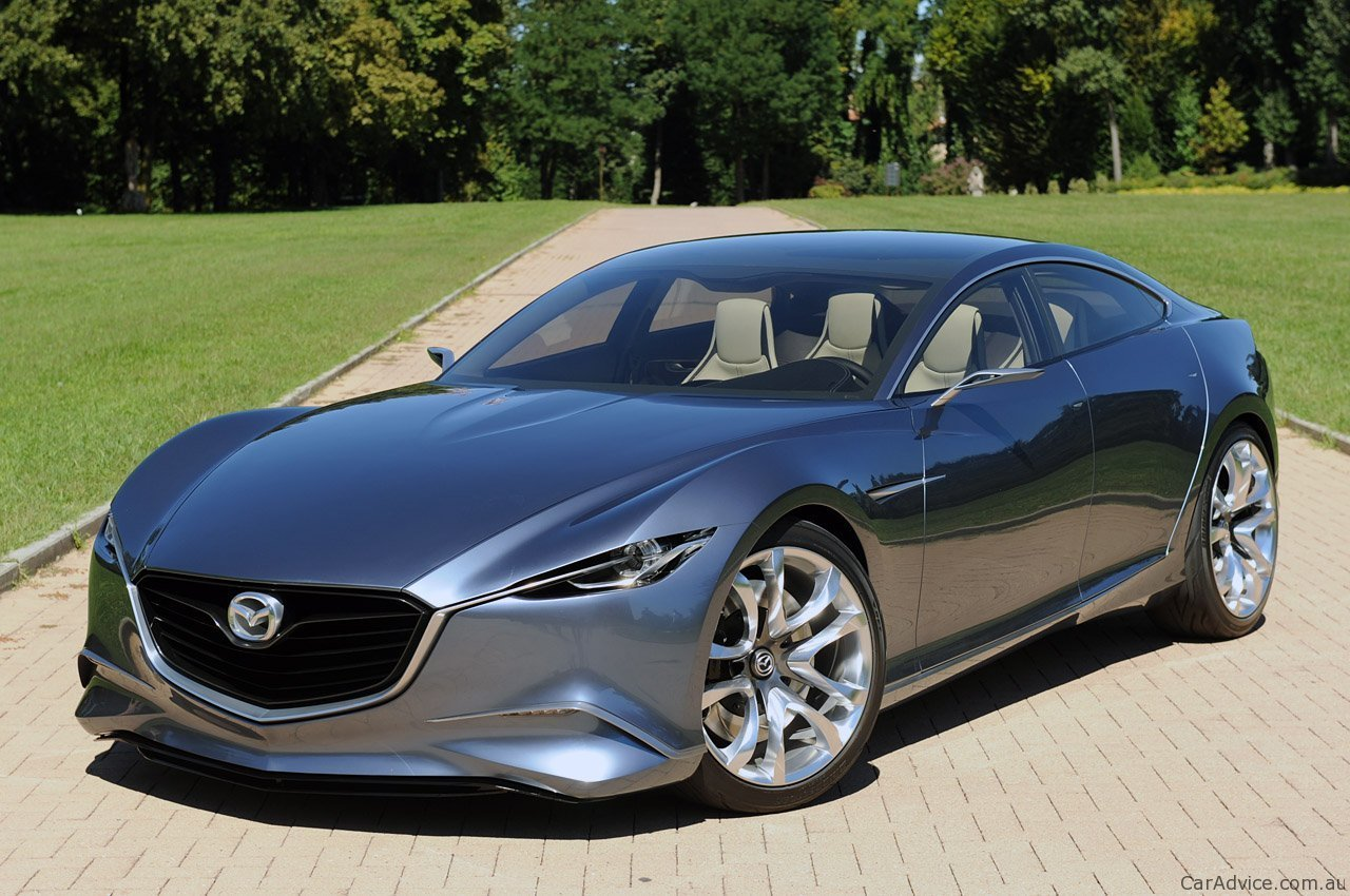 Latest Mazda Shinari Concept Public Debut In Milan Photos 1 Of 7 Free Download
