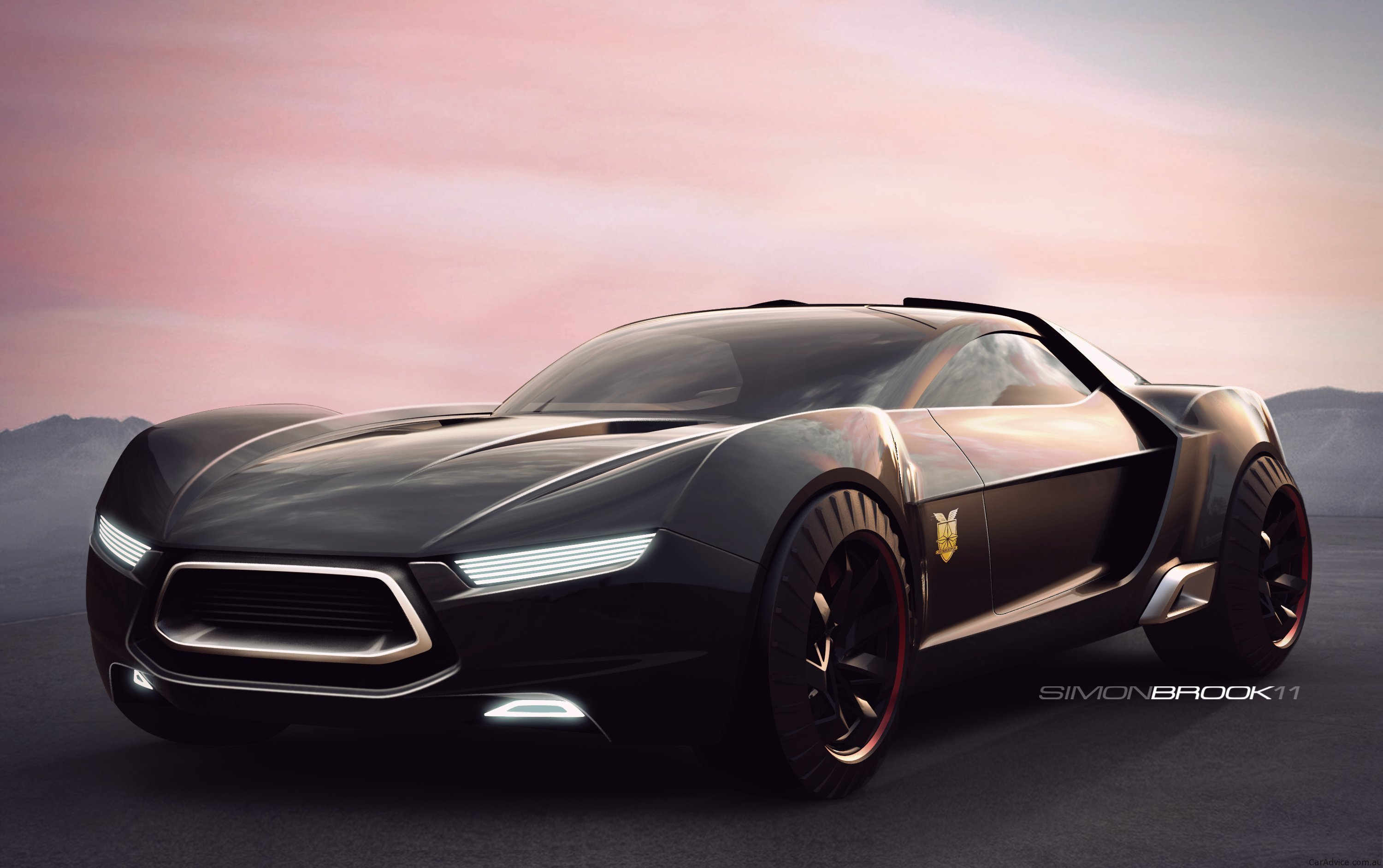 Latest Ford Australia Mad Max 4 Interceptor Concepts Photos 1 Free Download