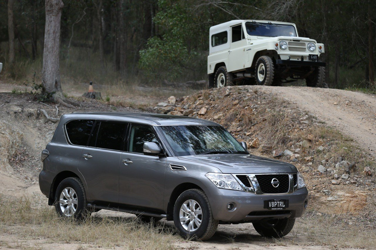 Latest 2013 Nissan Patrol Pricing And Specifications Photos 1 Free Download