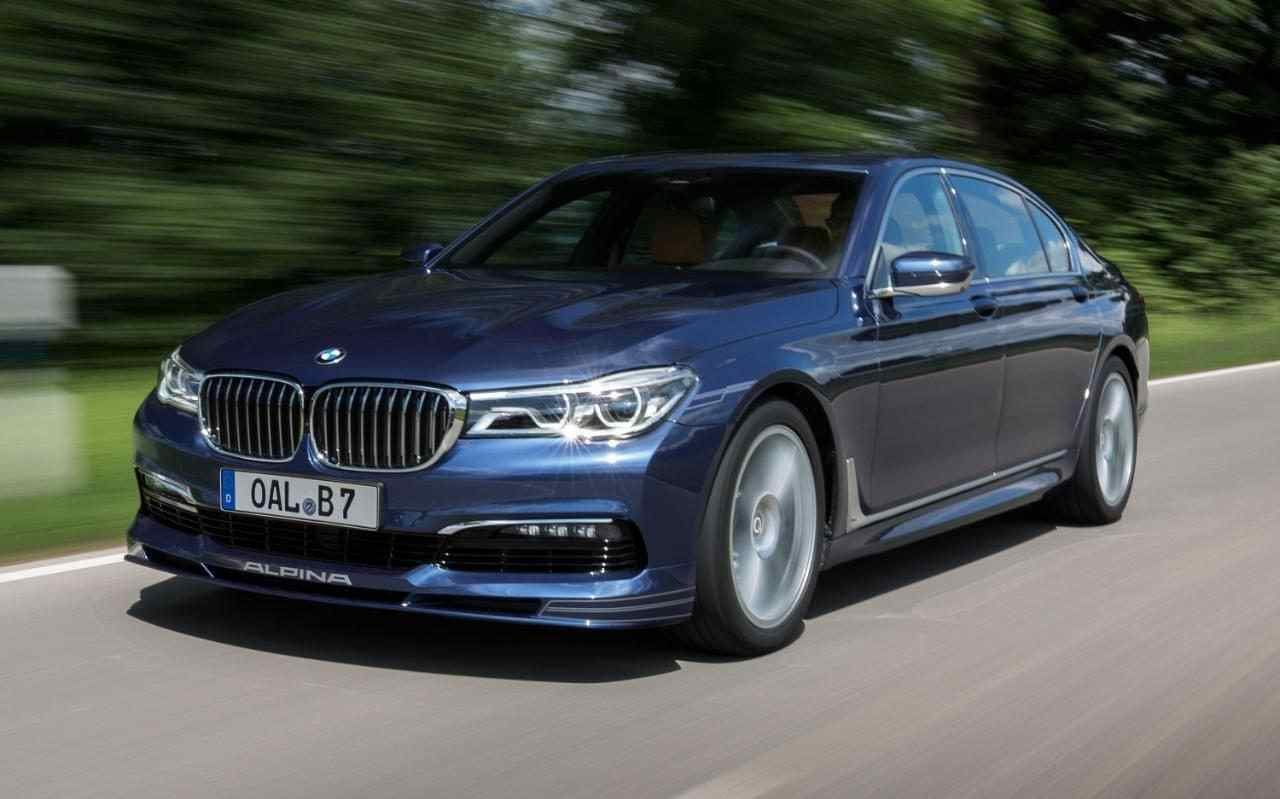 Latest 2016 Alpina B7 Biturbo Review The Limo That Can Do 200Mph Free Download