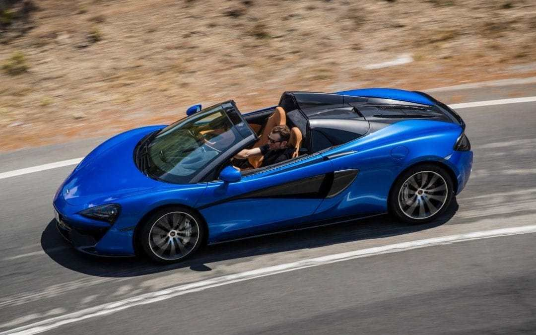 Latest Mclaren 570S Spider In Pictures Cars Free Download