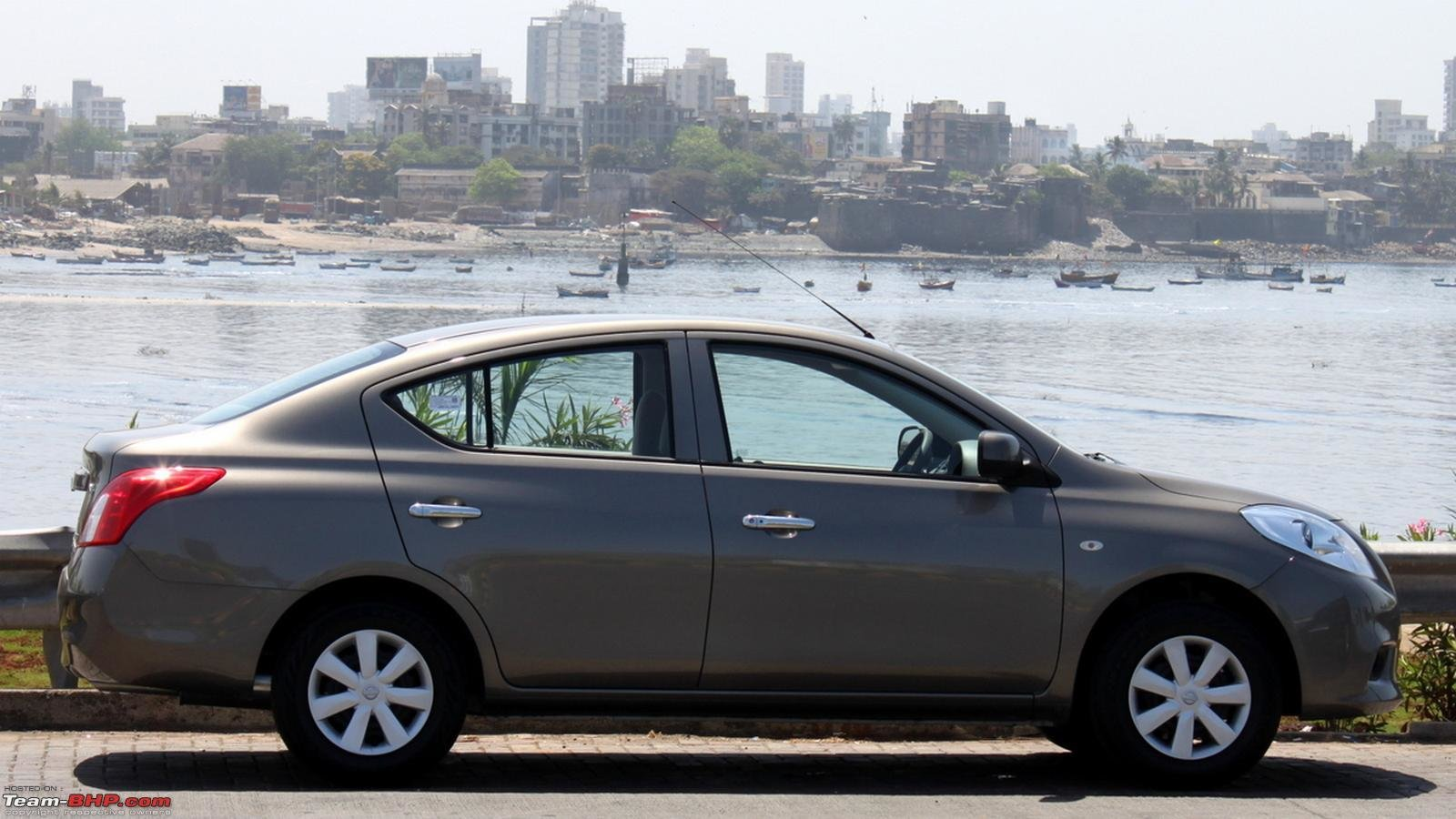 Latest Nissan Sunny Cvt Automatic Driven Team Bhp Free Download