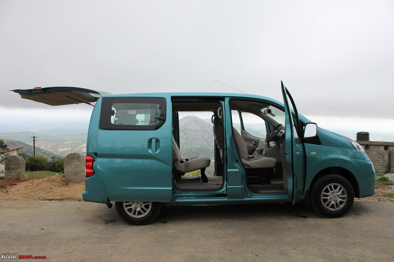 Latest Nissan Evalia Official Review Team Bhp Free Download