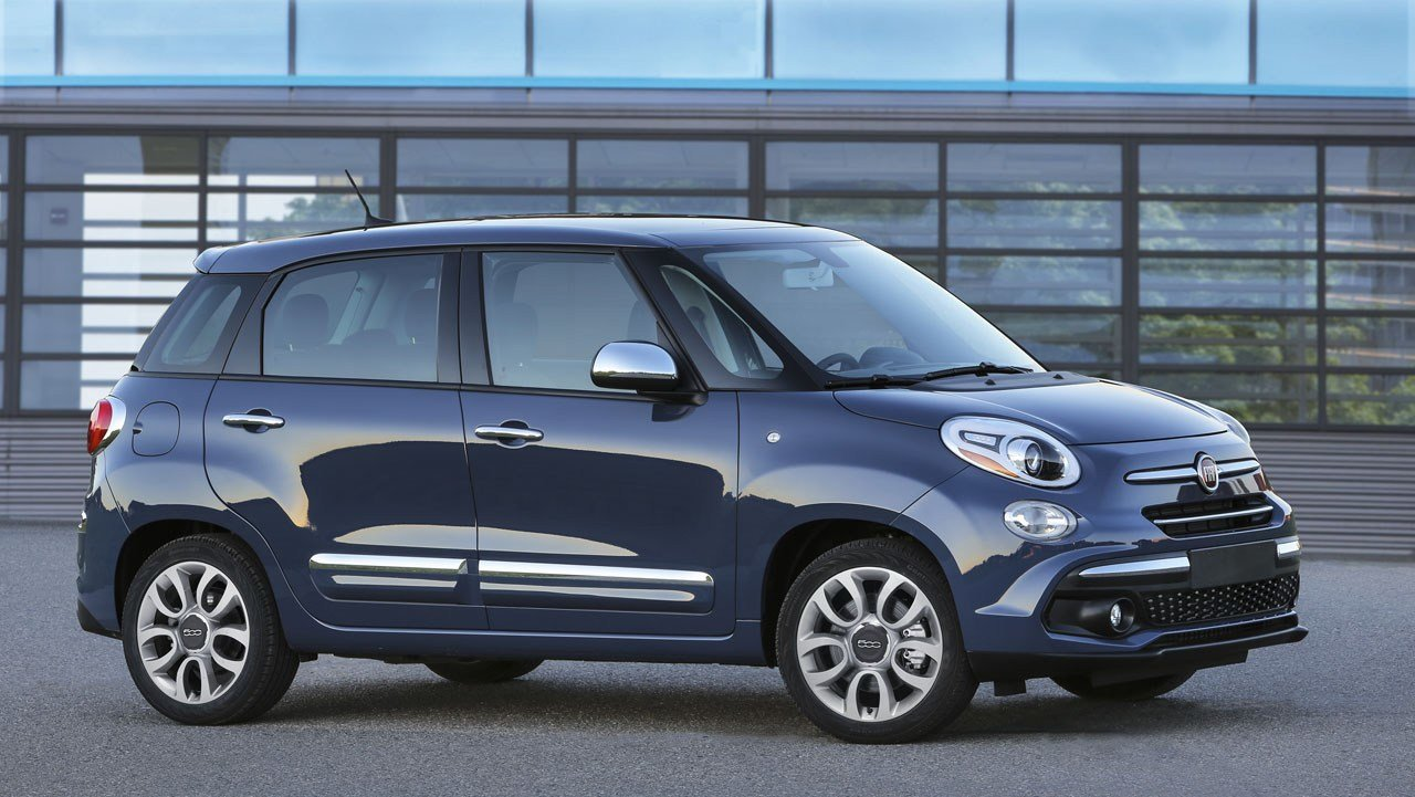 Latest 2018 Fiat 500L And 2017 500X Get Updates The Car Magazine Free Download