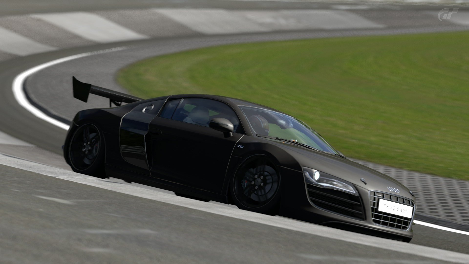Latest Video Games Cars Vehicles Audi R8 Gran Turismo 5 Free Download