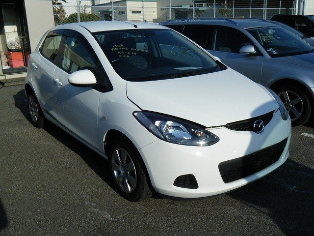 Latest Specifications For Used 2009 Mazda Demio Japanese Used Free Download