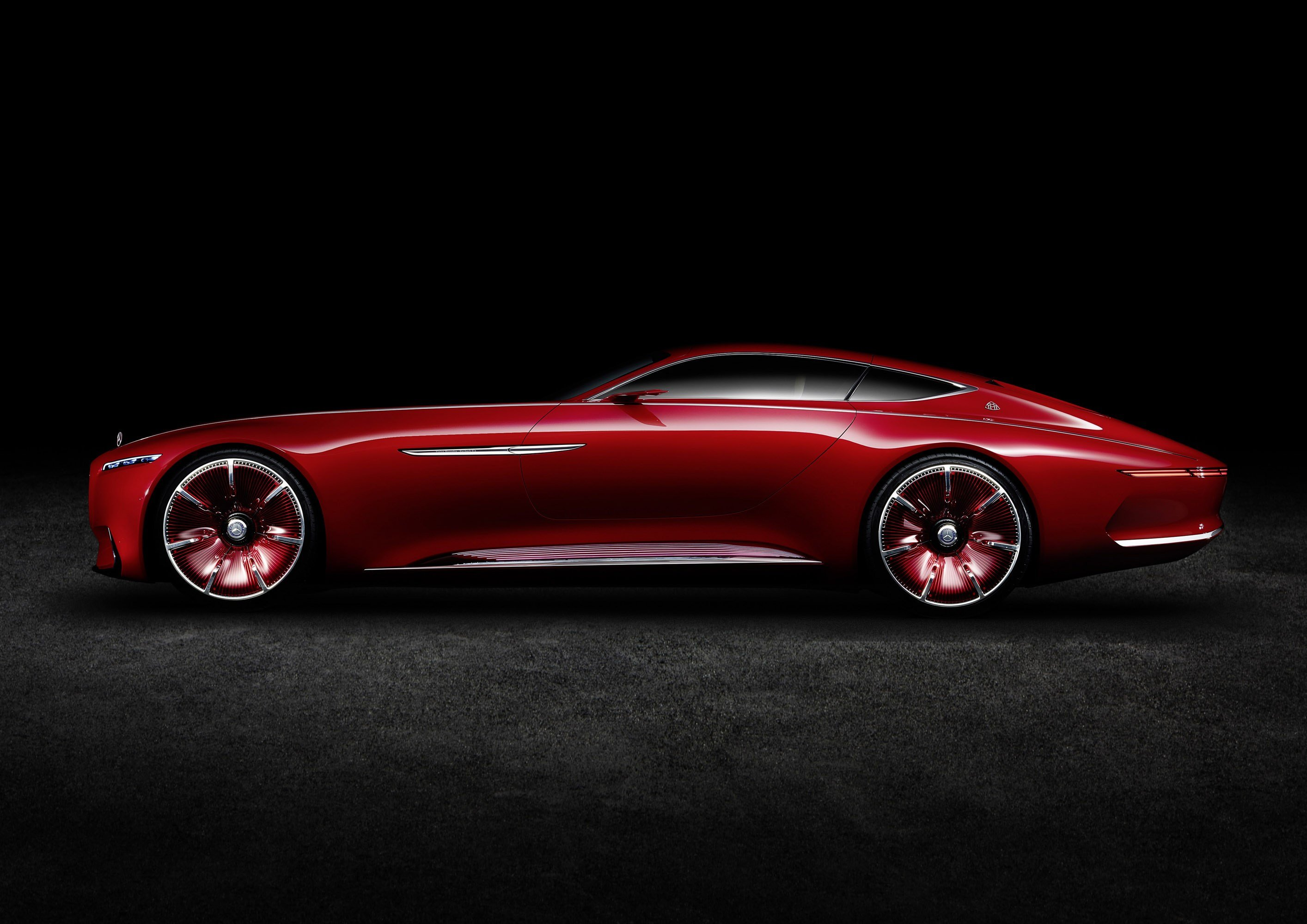 Latest Vision Mercedes Maybach 6 Has Finally Debuted Free Download
