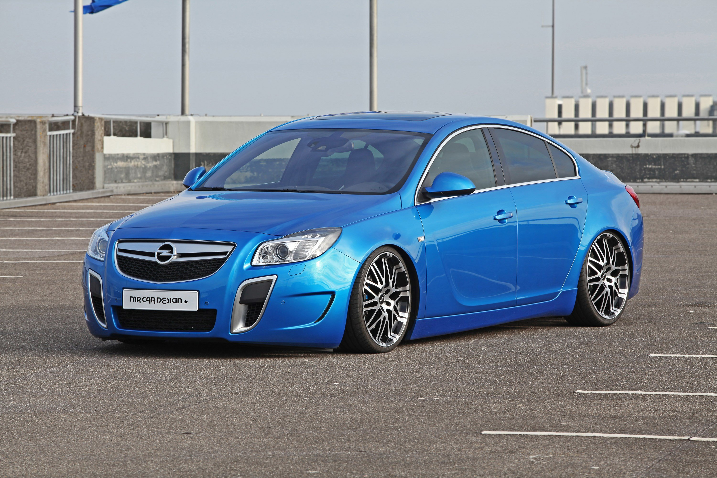 Latest Opel Insignia Opc By Mr Car Design Free Download