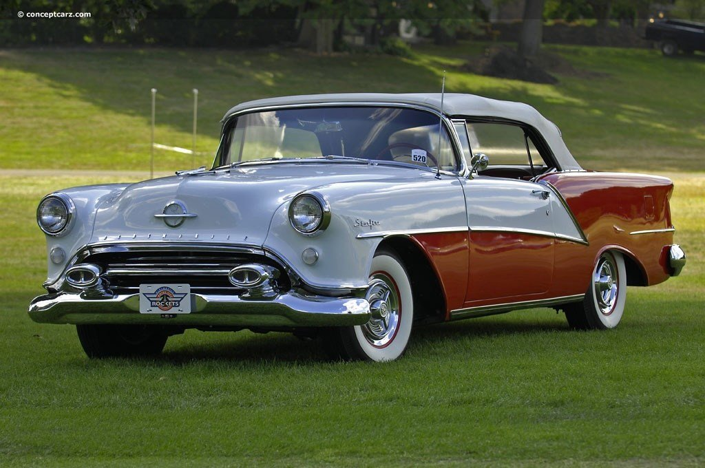 Latest Auction Results And Data For 1954 Oldsmobile Ninety Eight Free Download