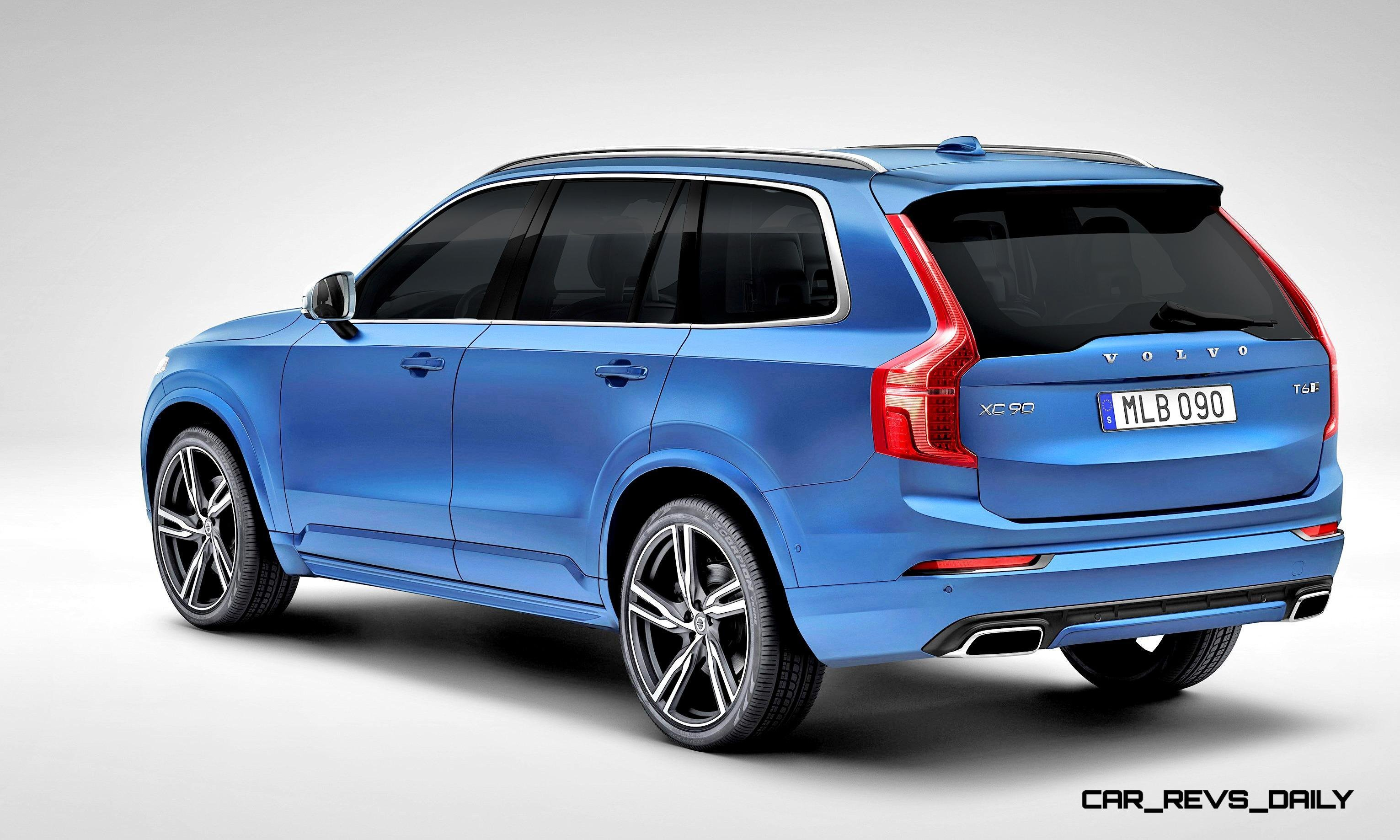 Latest 2015 Volvo Xc90 World Premiere Pricing From 48 000 Free Download