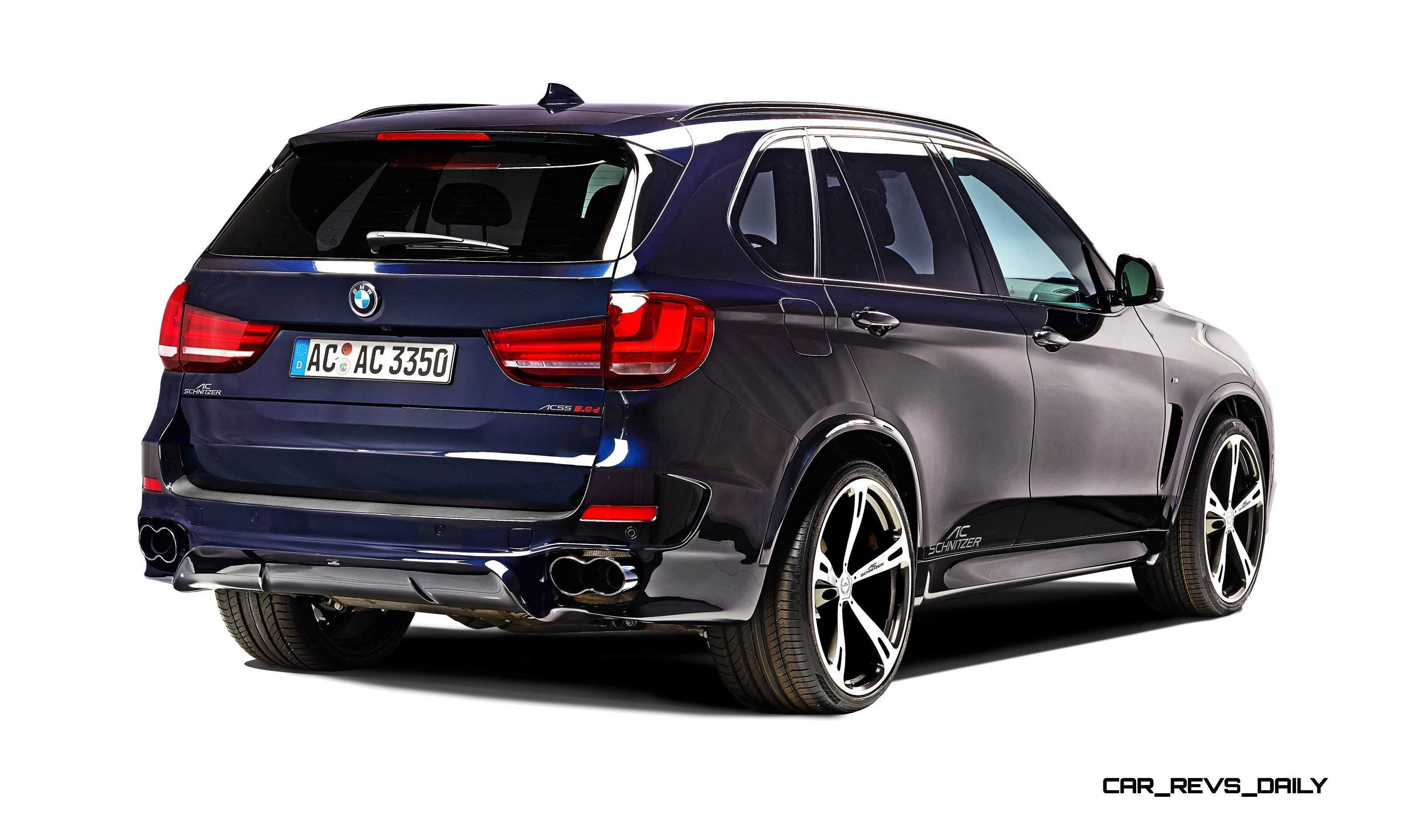 Latest Ac Schnitzer Bmw X5 Upgrades Are Gorgeous And Functional Free Download