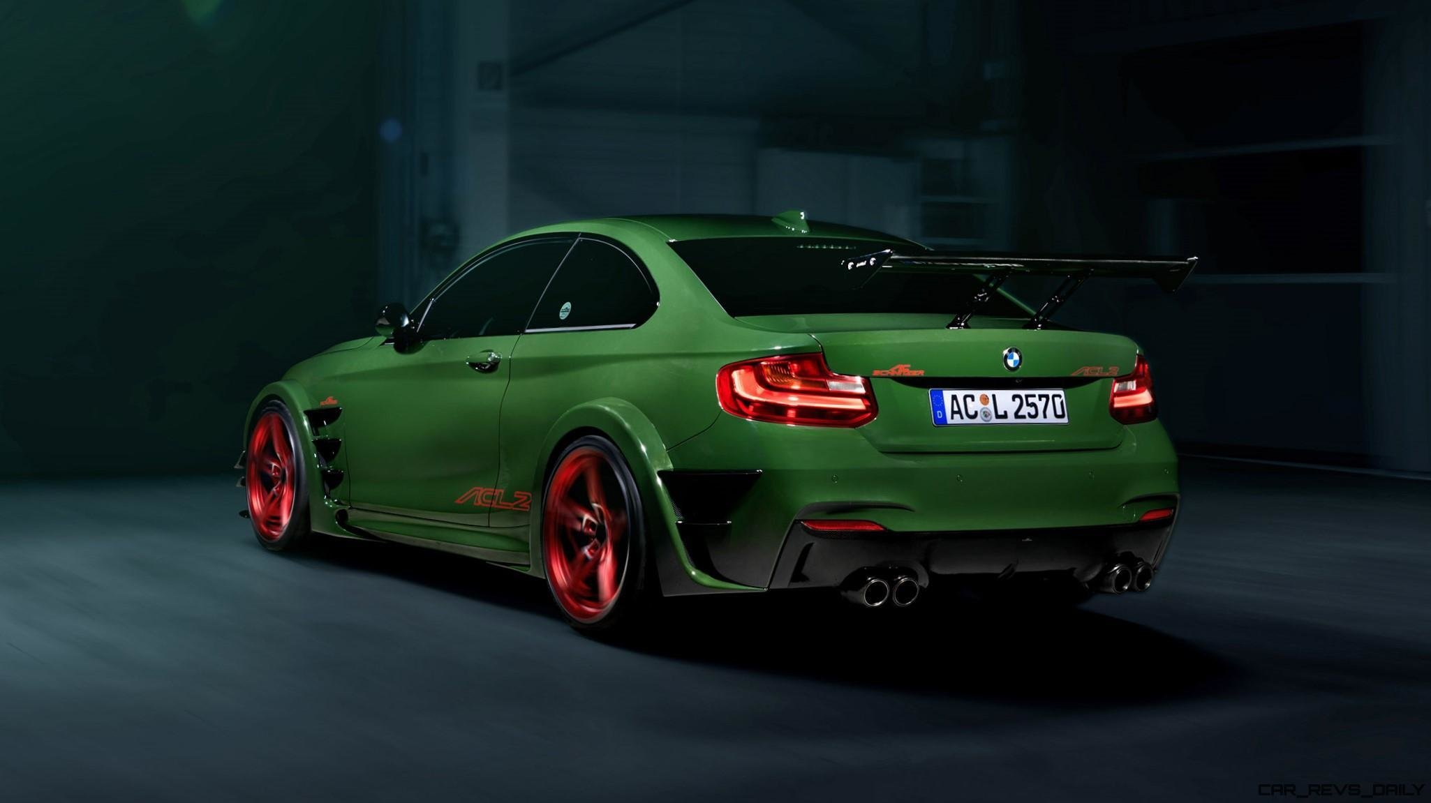 Latest Maus Panzer Acl2 By Ac Schnitzer Is 570Hp 3 8S Bmw M235I Free Download