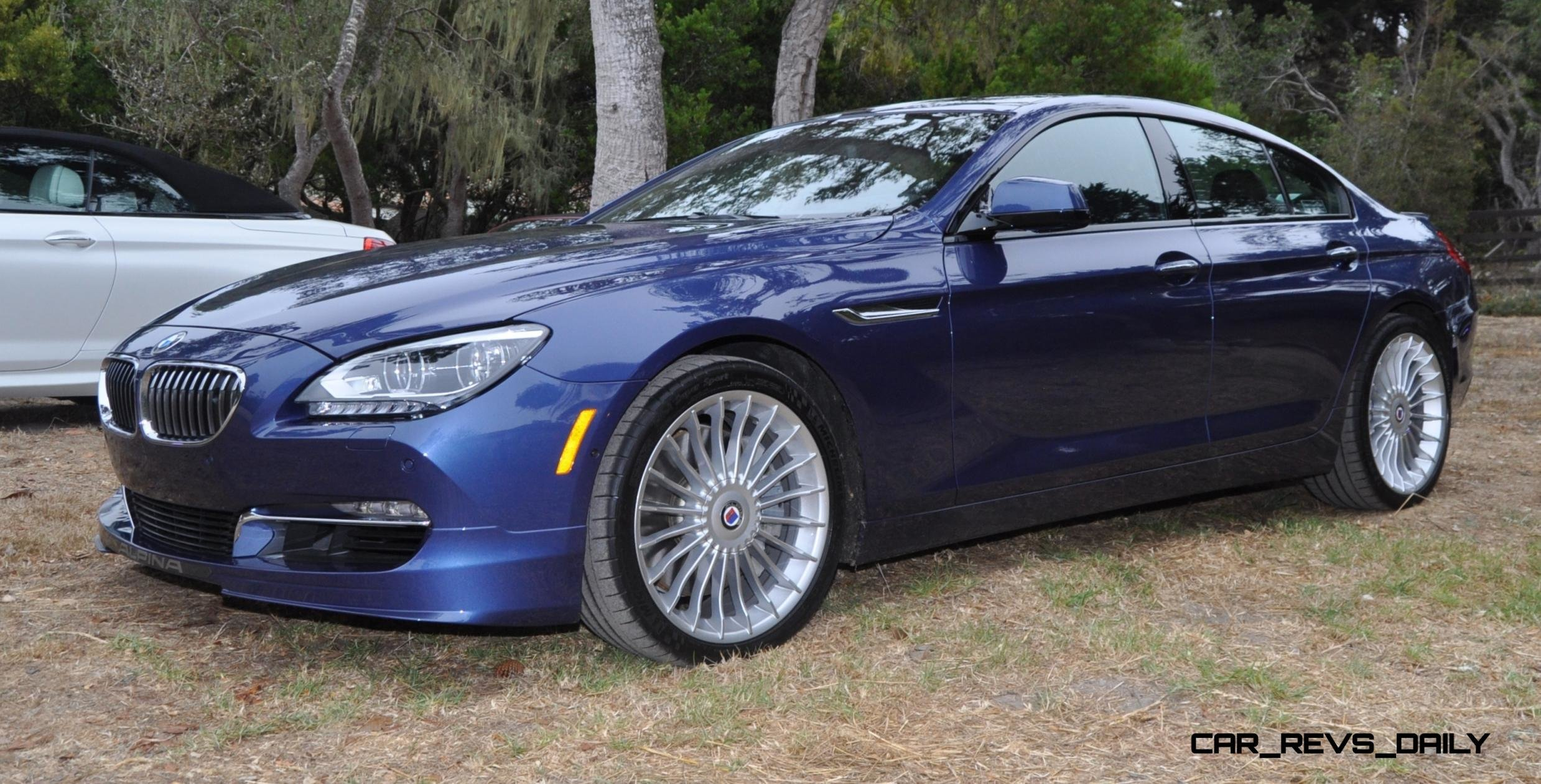 Latest 540Hp 3 7S 2015 Bmw Alpina B6 Xdrive Gran Coupe Is Now Free Download