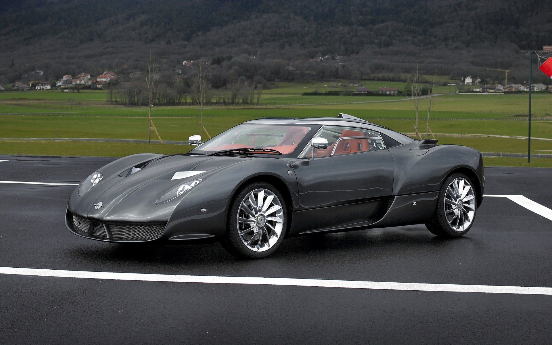 Latest Spyker C12 Zagato 2007 Wallpapers And Hd Images Car Pixel Free Download