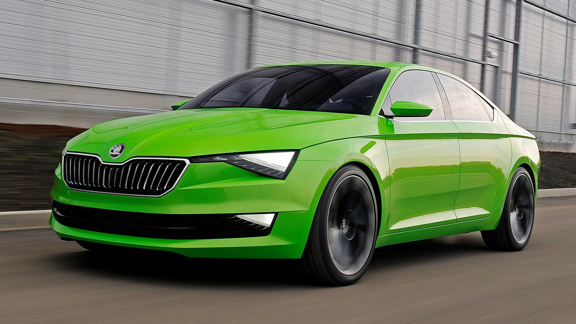 Latest Skoda Visionc Concept 2014 Wallpapers And Hd Images Free Download