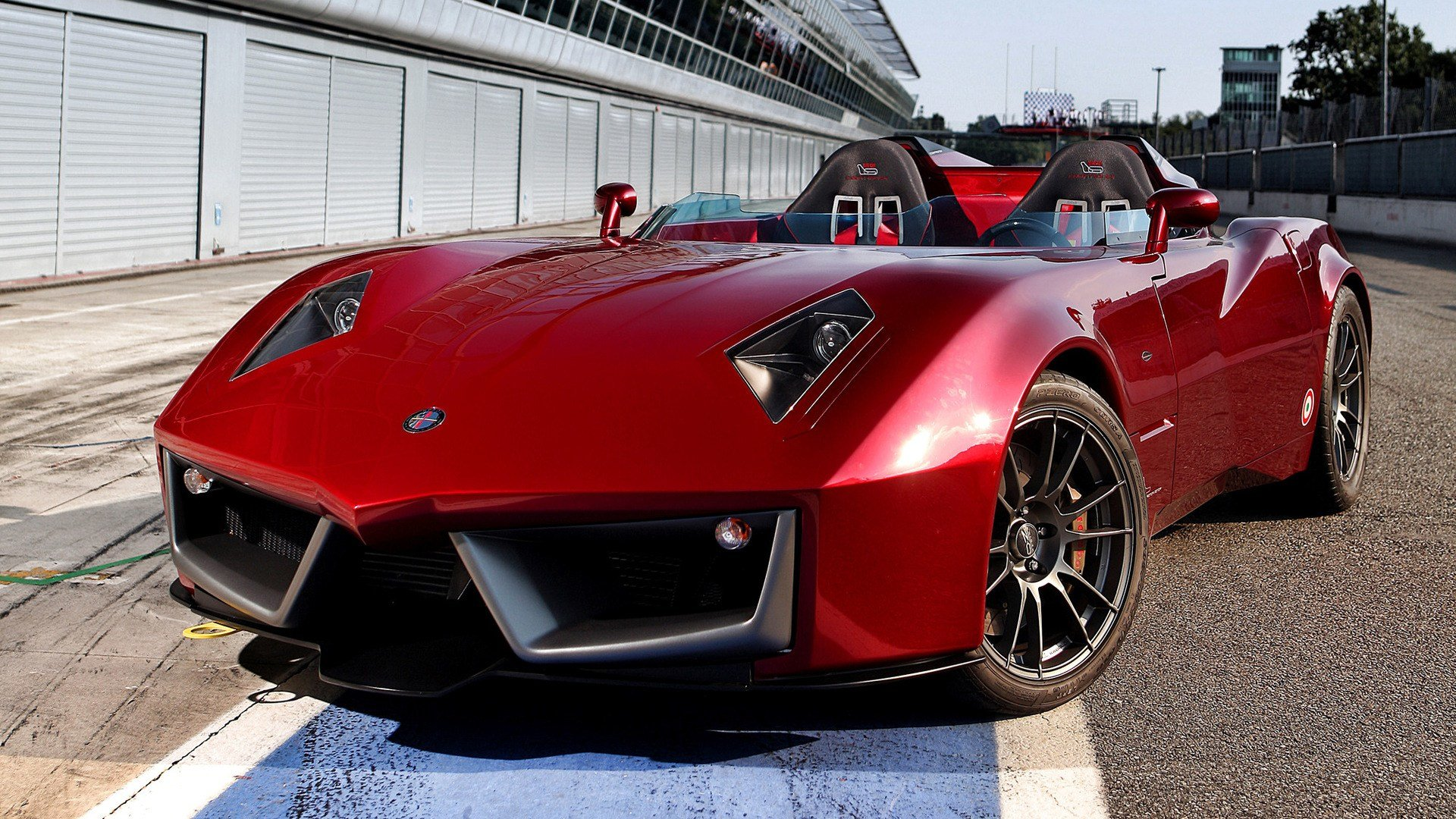 Latest Spada Codatronca Monza 2011 Wallpapers And Hd Images Free Download