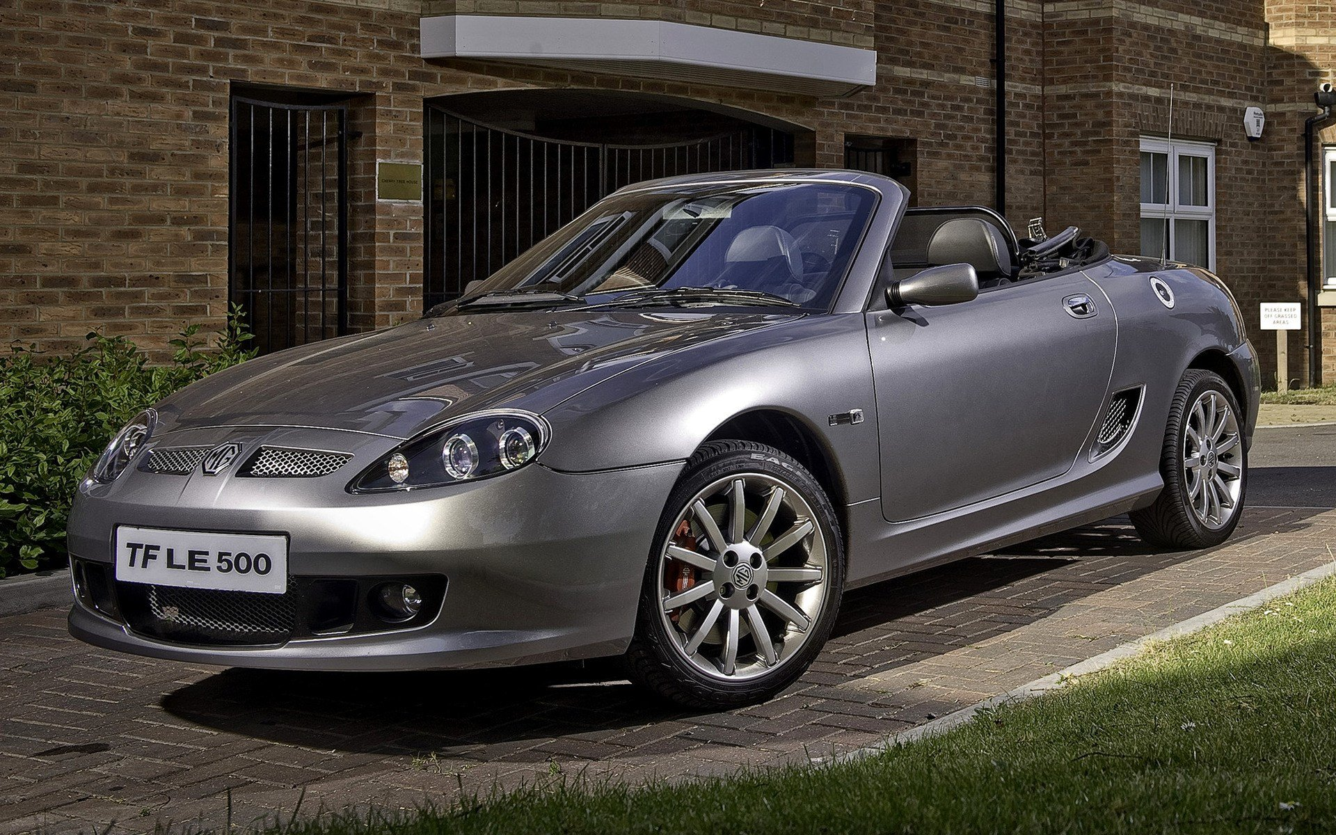 Latest Mg Tf Le 500 2008 Wallpapers And Hd Images Car Pixel Free Download
