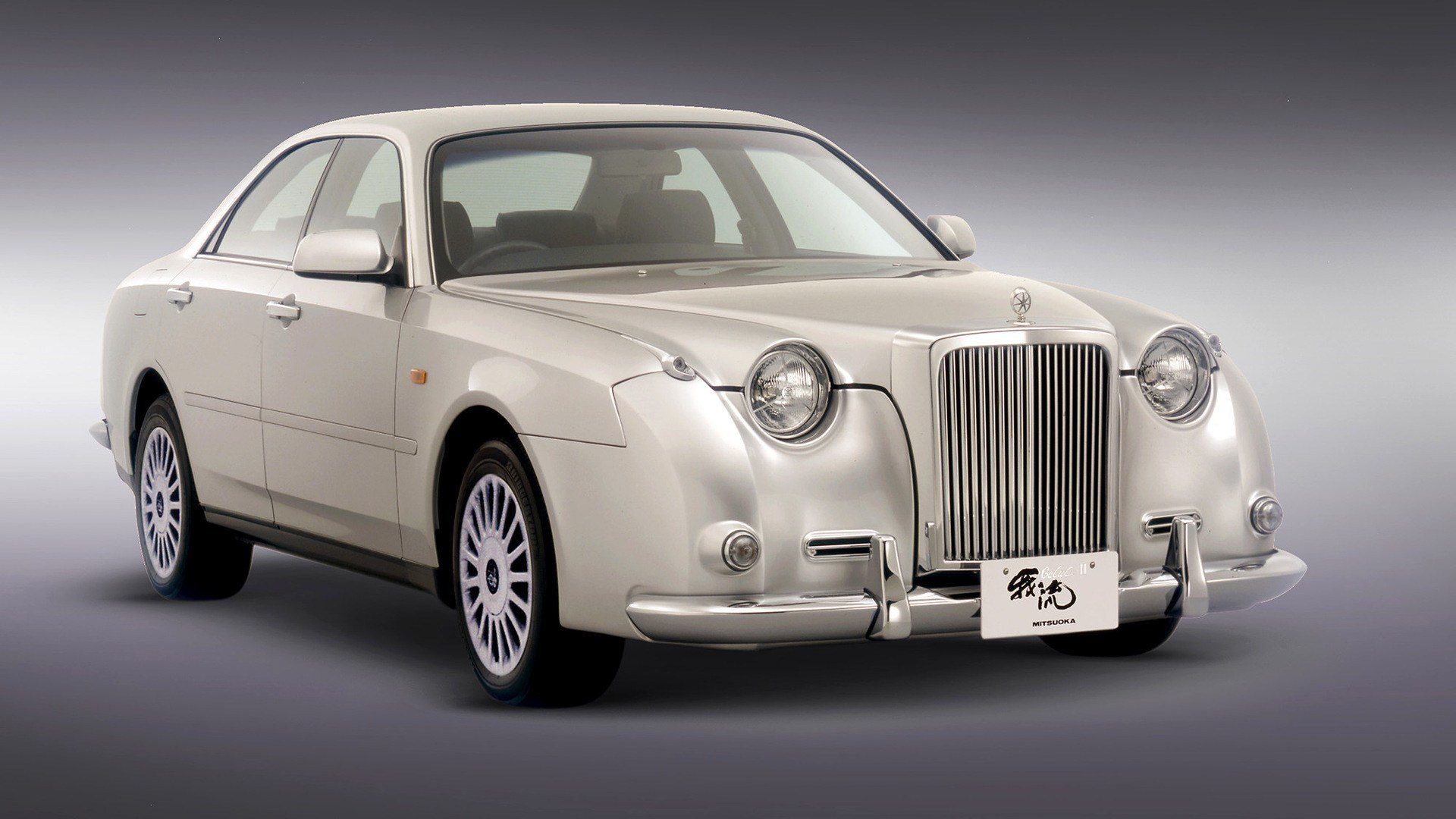 Latest Mitsuoka Galue Ii 1999 Wallpapers And Hd Images Car Pixel Free Download