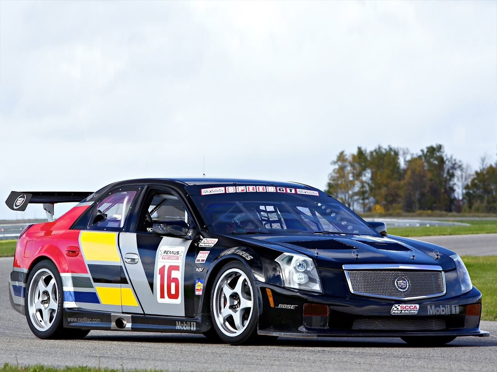 Latest Cadillac Cts V Race Car Photos Photogallery With 14 Pics Free Download Original 1024 x 768