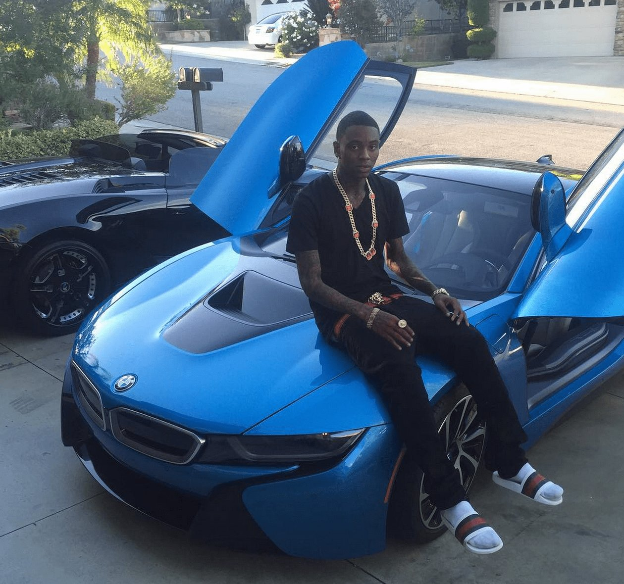 Latest What Are The Chances Soulja Boy Really Bought A Bmw I8 Free Download