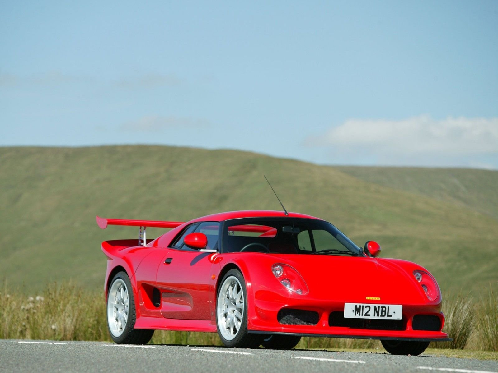 Latest Noble Cars Wallpapers 2003 Noble M12 Gto 3R 02 Wallpaper Free Download