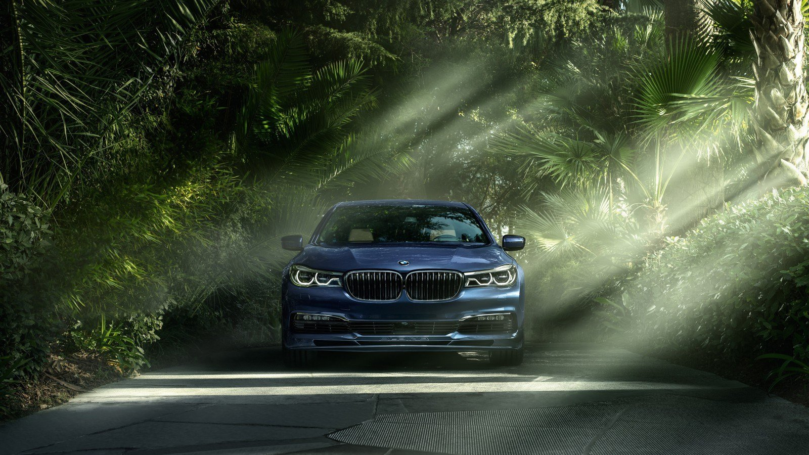 Latest Bmw Alpina B7 Xdrive 2017 Wallpapers Hd Wallpapers Id Free Download