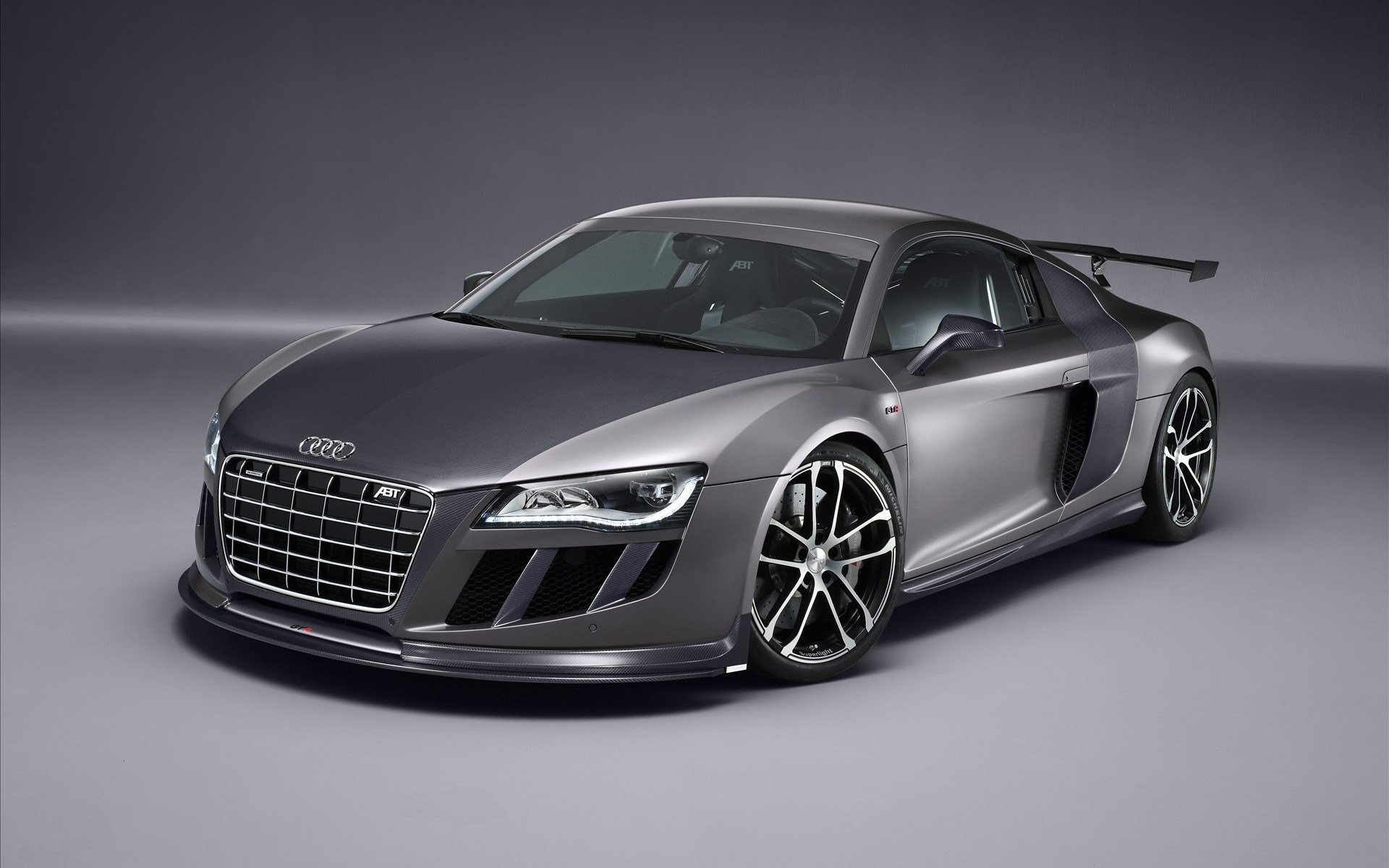Latest 2010 Abt Audi R8 Gtr Wallpapers Hd Wallpapers Id 8529 Free Download