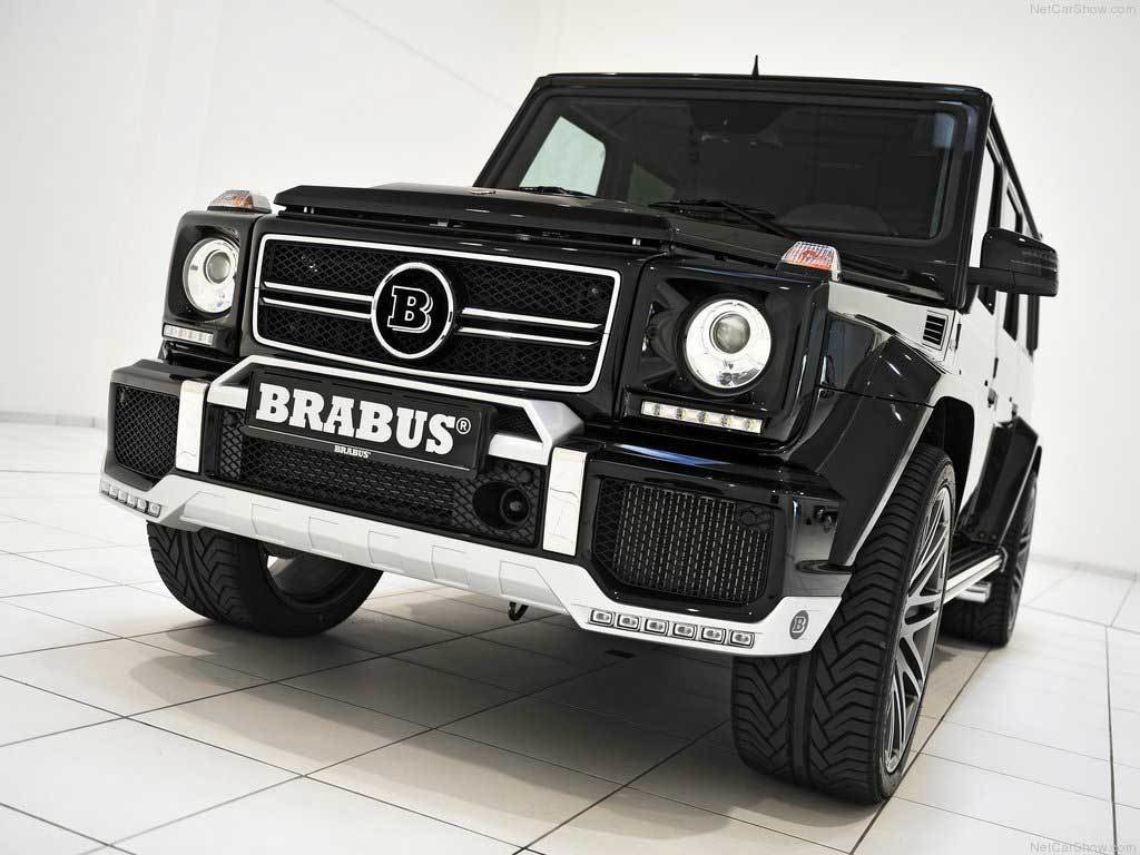 Latest Brabus B63 620 Widestar Review And Specs Free Download Original 1024 x 768