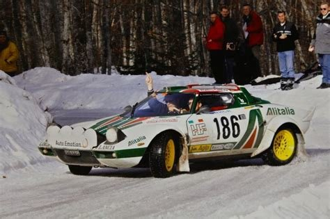 Latest I Miti Dei Rally Lancia Stratos Foto Free Download