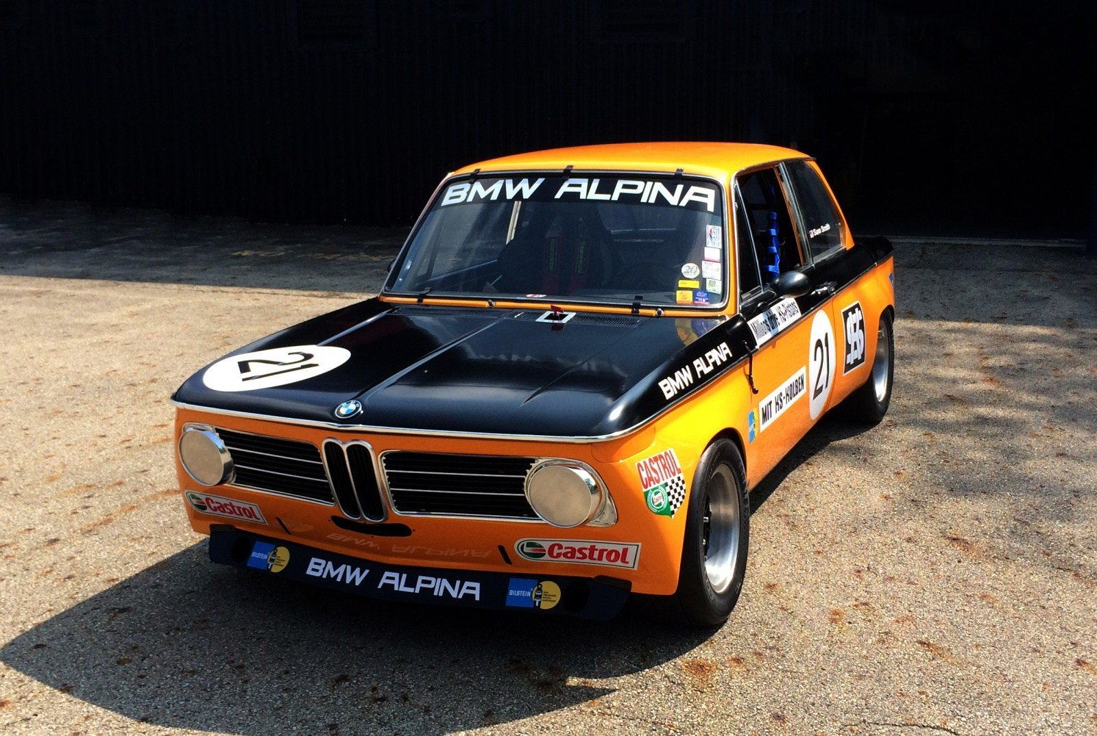 Latest 1970 Bmw 2002Ti Alpina Race Car Speeddoctor Net Free Download