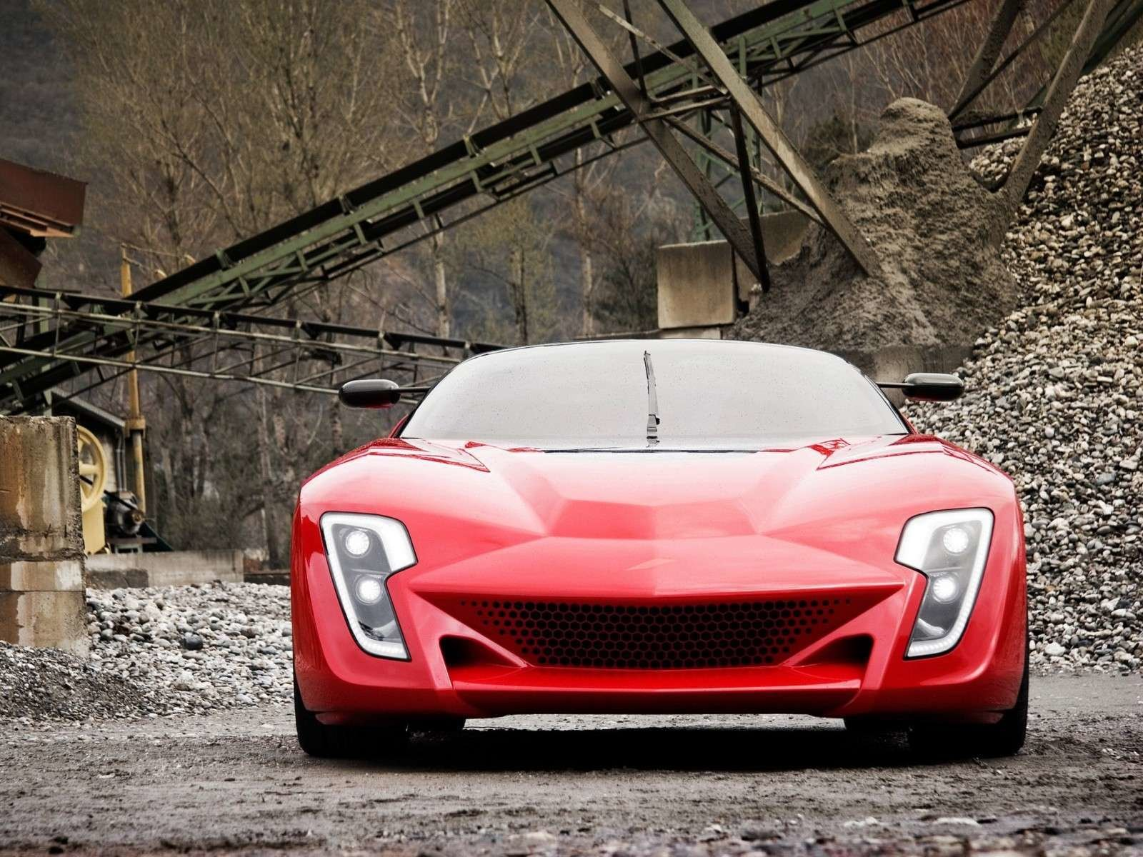Latest Bertone Mantide 2009 Wallpaper Hd Wallpapers Free Download