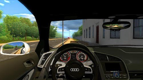 Latest Audi R8 V10 – 1 2 5 – Simulator Games Mods Download Free Download